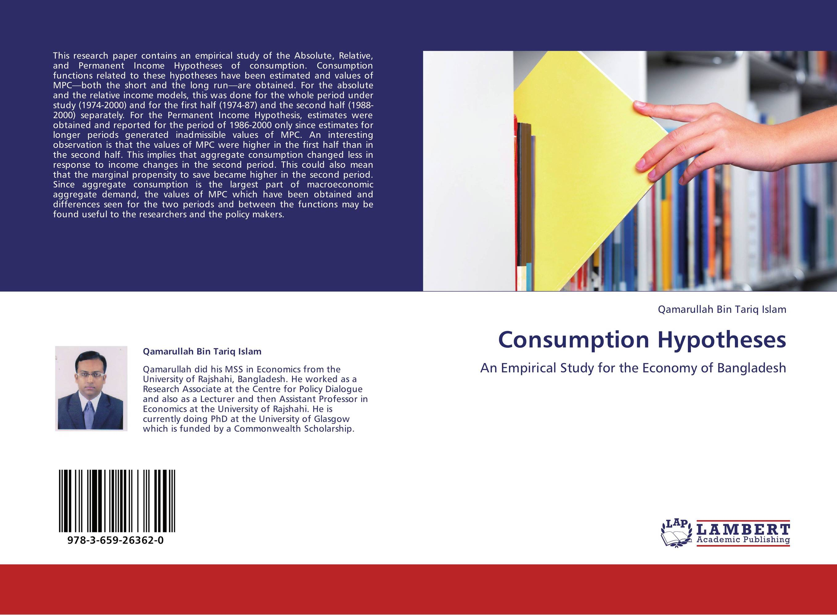 research hypotheses and empirical strategy The research hypothesis is central to all research endeavors, whether qualitative or quantitative, exploratory or explanatory before jumping into writing research hypotheses it is crucial to first consider the general research question posed in a study.