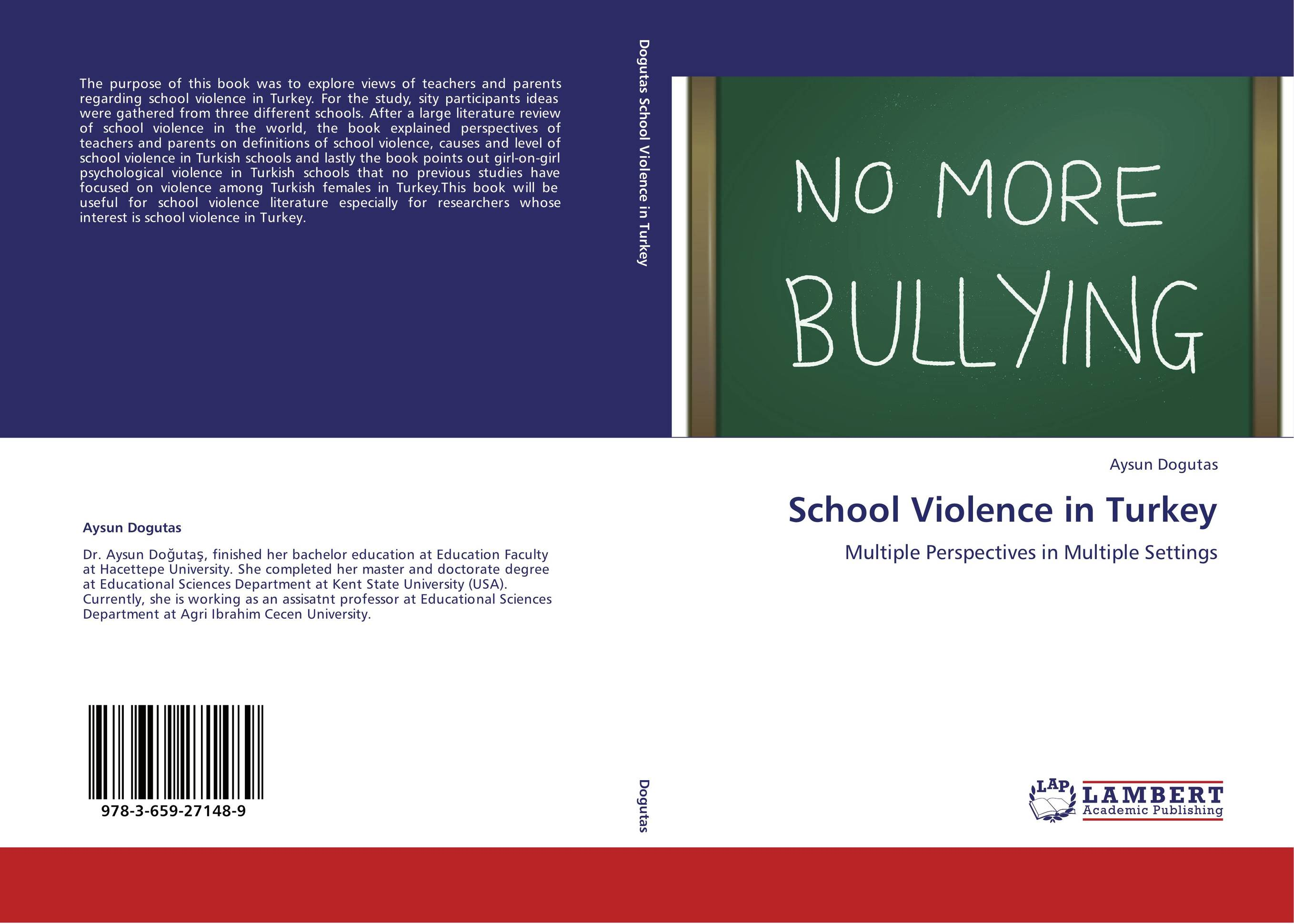an analysis of how to end violence in my school First, futures without violence experts will review how five everyday gestures can help young people heal from trauma participants will engage with assessment questions used in determining how their school's protocol a certificate of completion will be available for download at the end of your session.