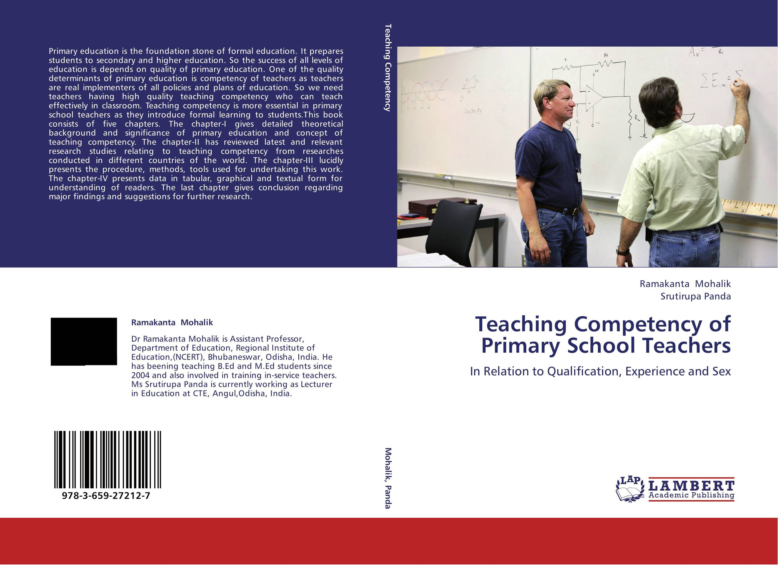 awarness and attitude of primary teachers essay A reflective teacher involves moving beyond a primary concern with instructional techniques and how to questions and asking what and why questions that regard instructions and managerial.