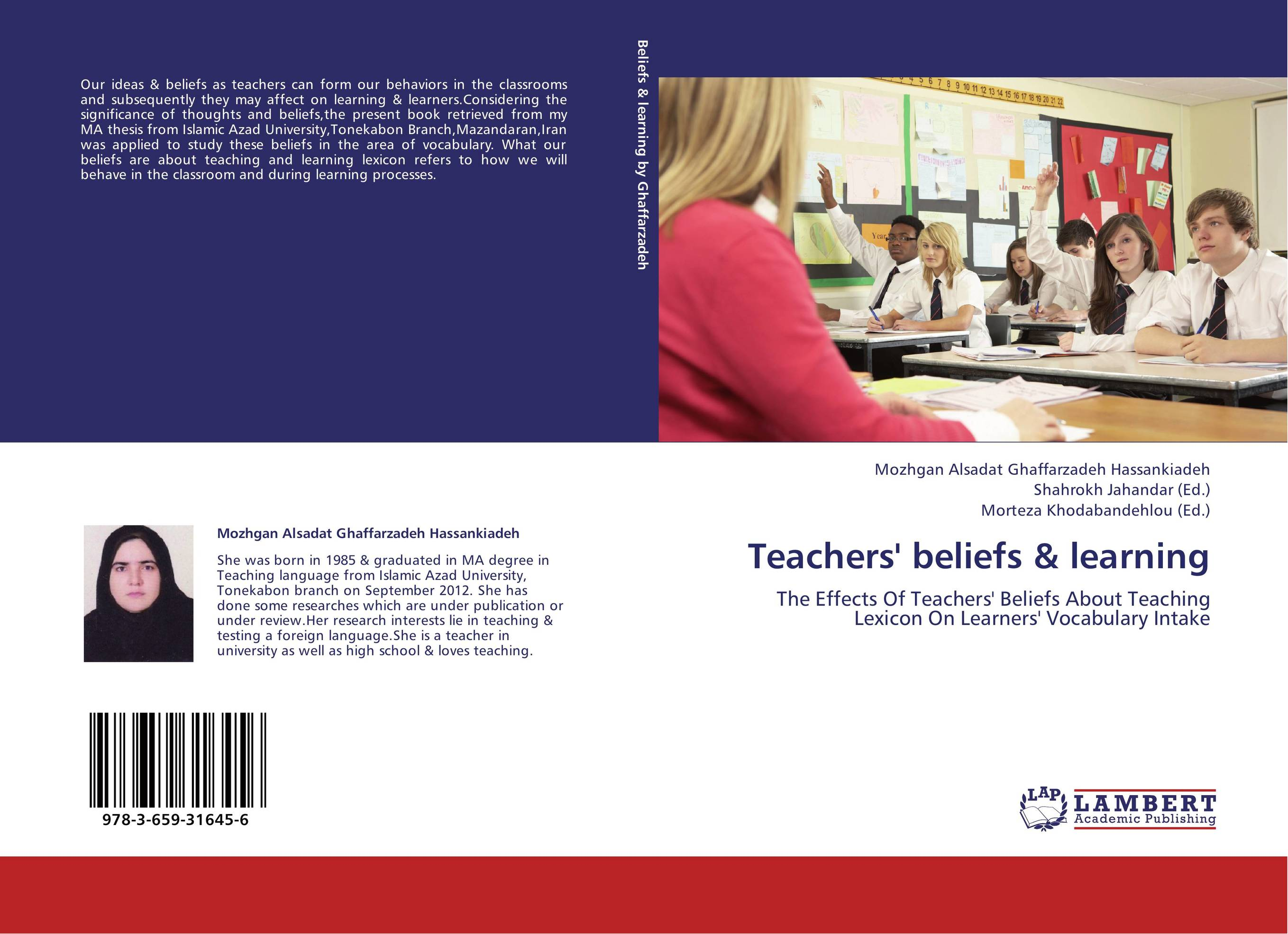 the effects of teachers behavior on The potential for negative effects of praise and positive further research suggests that students in different tracks experience differences in teachers' behavior.