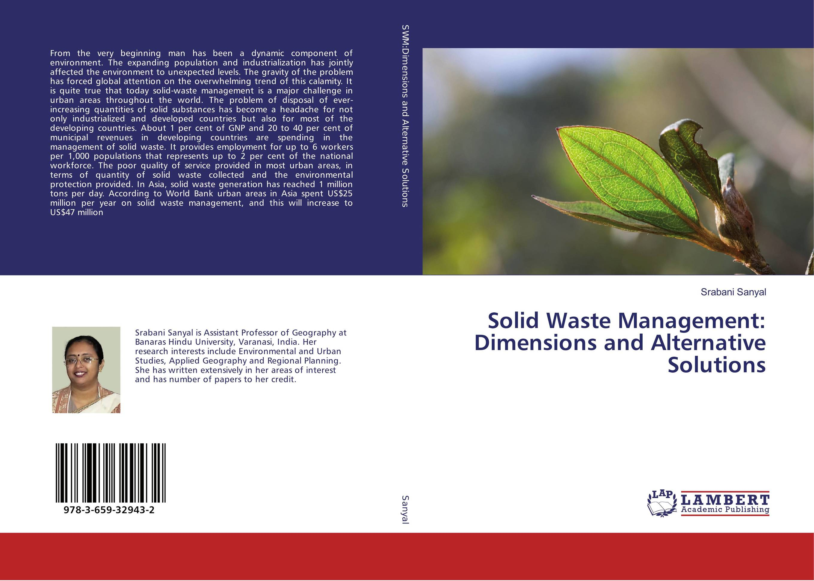 students role in managing solid waste Solid waste management in kenya: the cost of planning and managing the waste ranged from ksh 013 to 059 in evaluating the attitude of students in the.