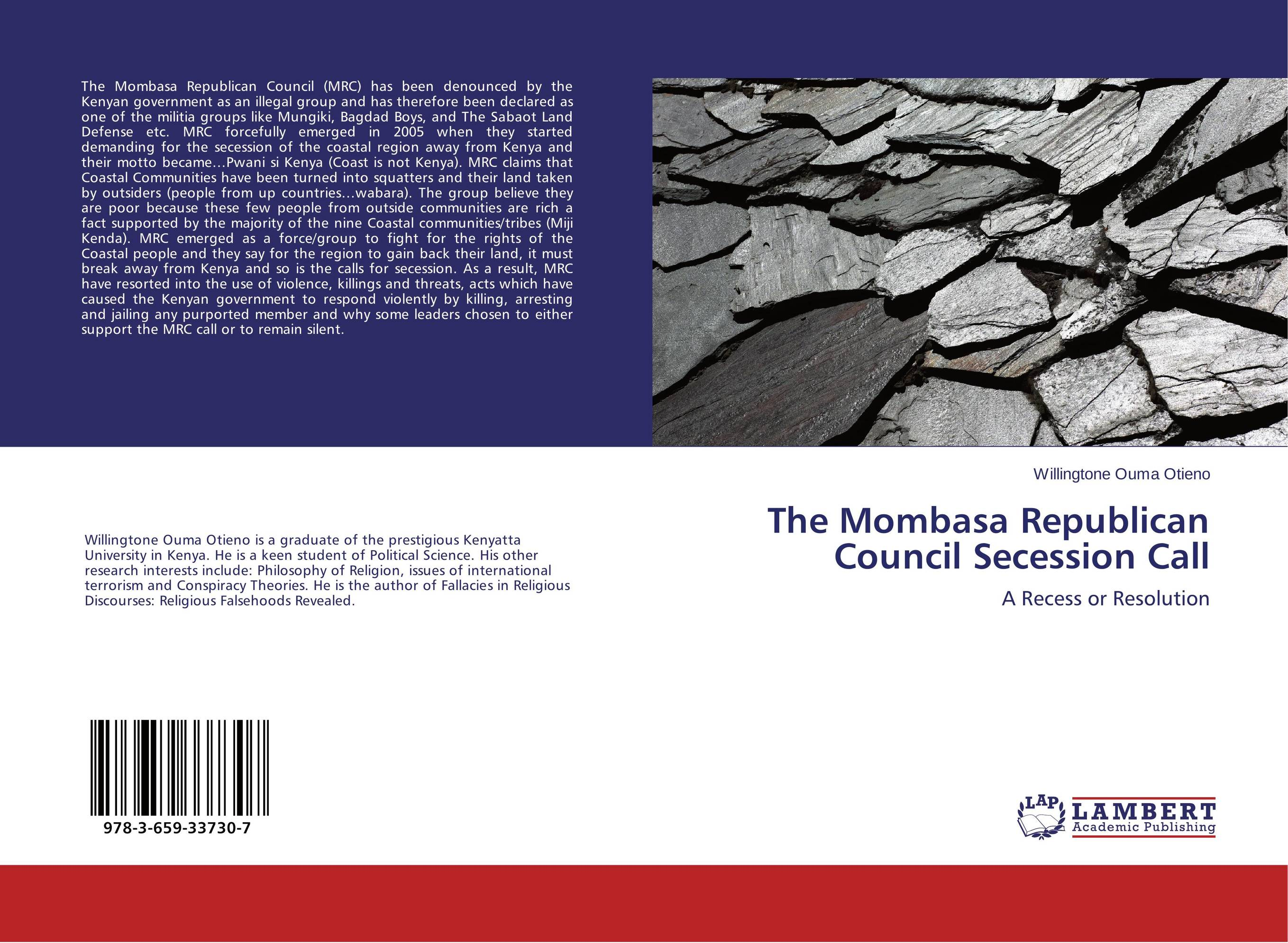 an overview of the mombasa republican council The mombasa republican council was dormant until 2008, when it first raised claims that mombasa should secede from kenya to become an independent state, they argued that secession would liberate the people of the coast province from marginalization by the successive governments in kenya.