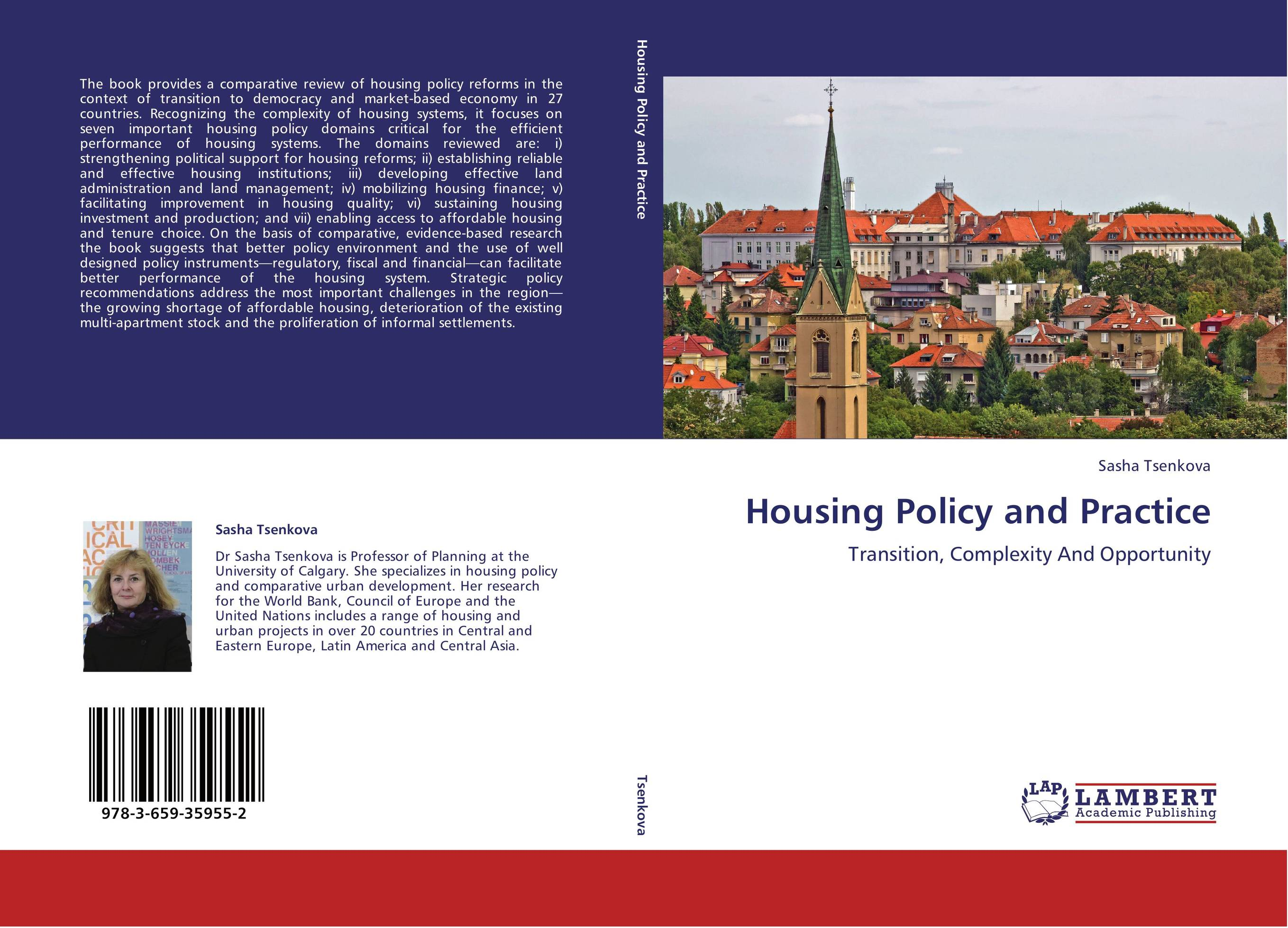 9783659359552 Housing Policy and Practice Sasha Tsenkova