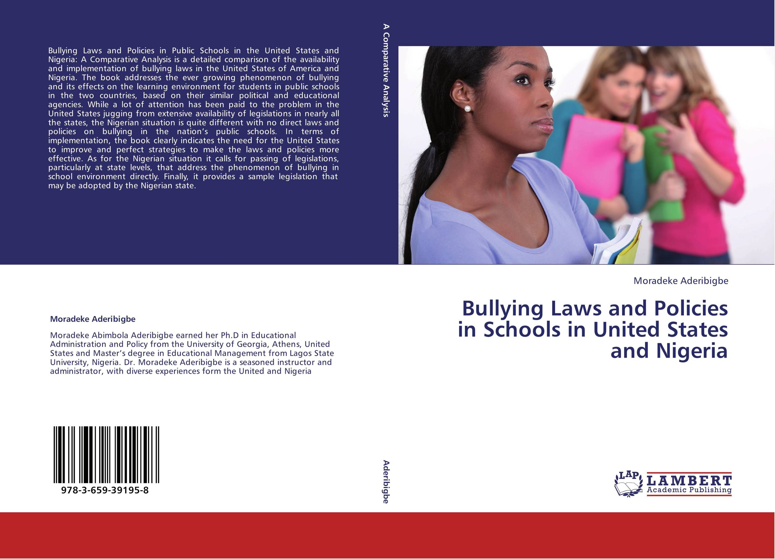an analysis of the issue of school bullying in the united states Bullying and cyberbullying by articles was conducted to understand the issue of cyberbullying and to grade school presents these bullying tactics may.