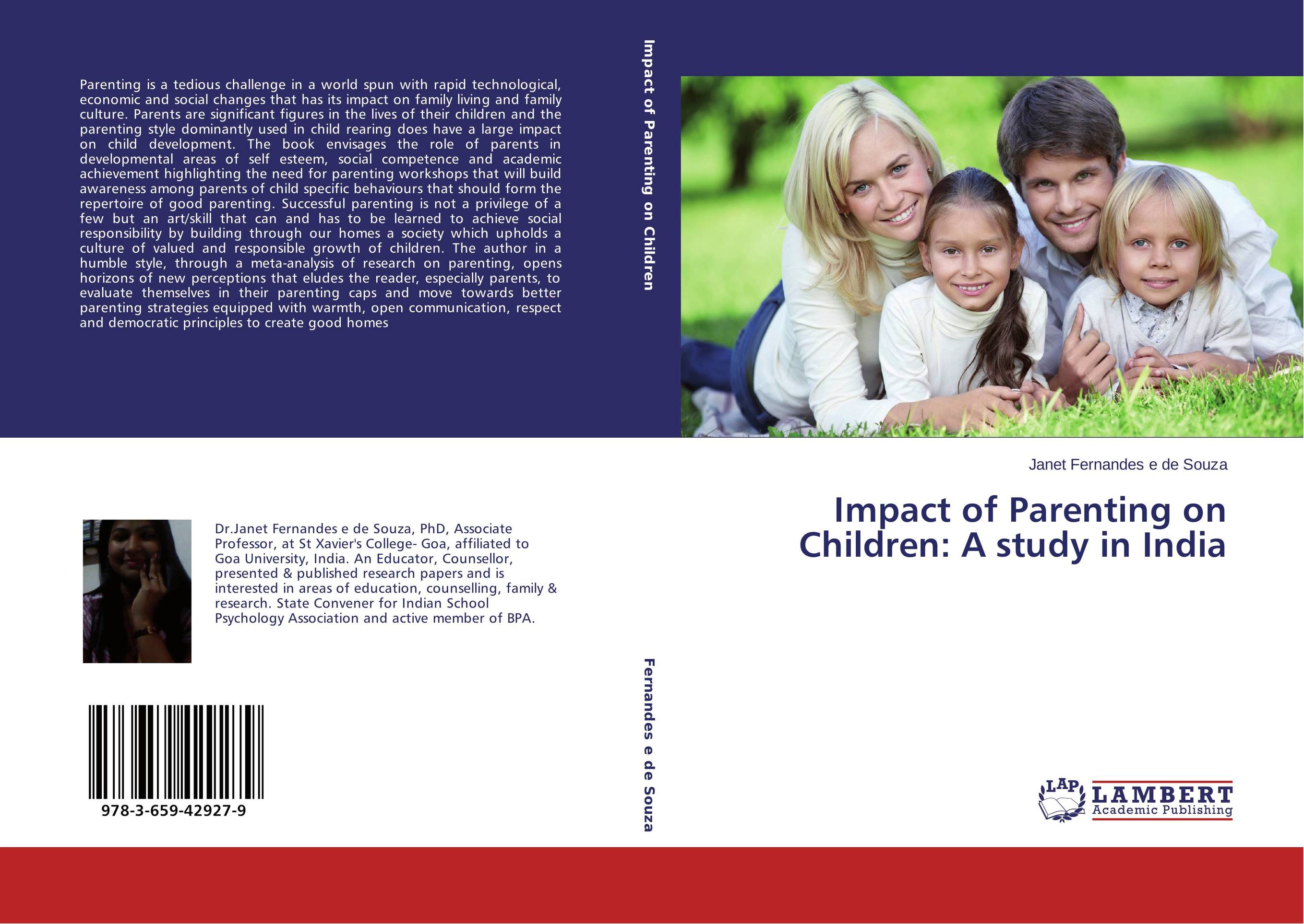 parenting styles and practices and their impacts on social competence and academic achievement School context, student attitudes and behavior,  of their own academic competence  and their relationship to academic achievement and on.