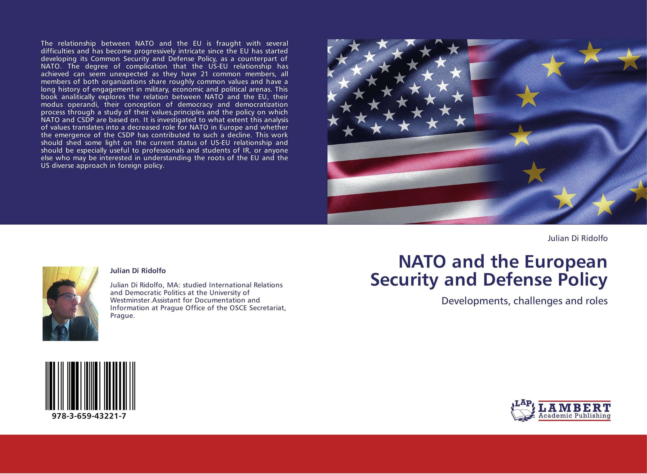 critique of the eus security defence policy Published: wed, 28 feb 2018 chapter i the history and development of the common security and defence policy since its beginnings with the european coal and steel community in 1952, the european union has moved far beyond economic ideas of a single market, a single currency or the removal of all trade barriers.