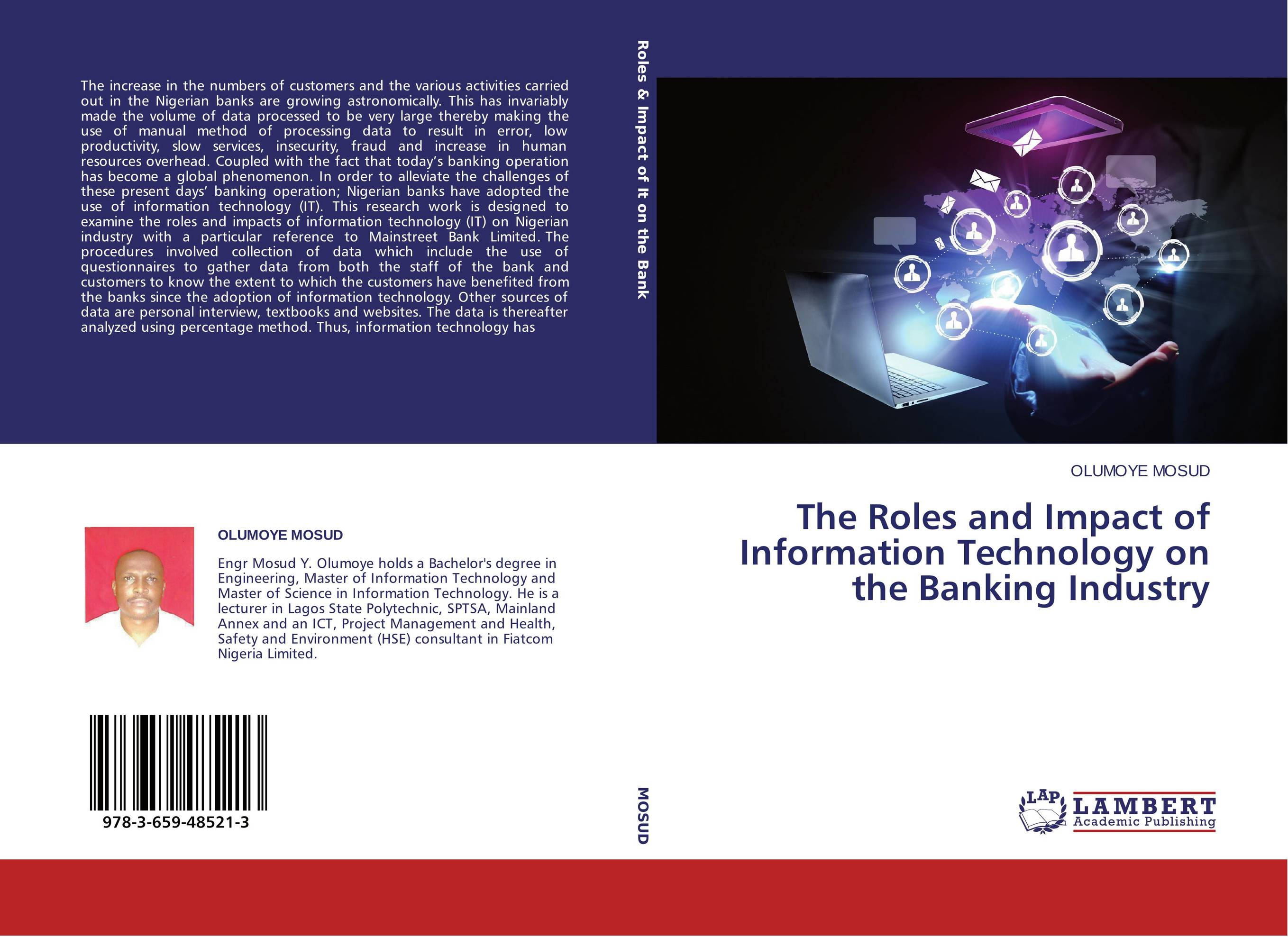 literature review on the impact of information technology in banking First, the review centers on research pertaining to consumer acceptance or adoption of m-banking, but m-banking is vast in scope, comprising aspects such as infrastructure, technology, and innovation.