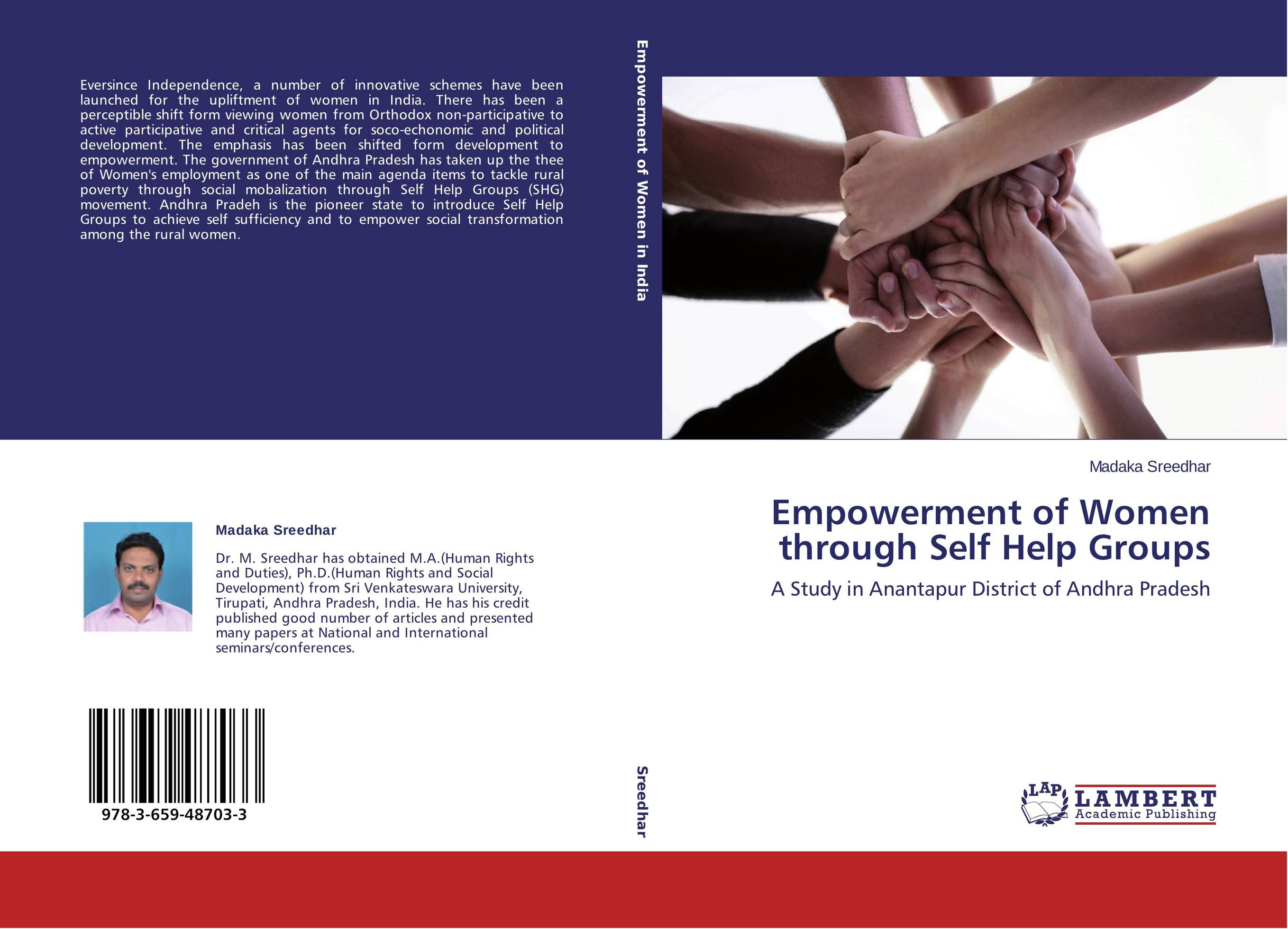 women self help group Reference: women's world banking wwwwomensworldbankingorg in excerpts from the report of the un expert group on women and finance, chaired by the wwb we learned that: around the world, women's economic positions are adversely affected by their lack of access to productive resources.