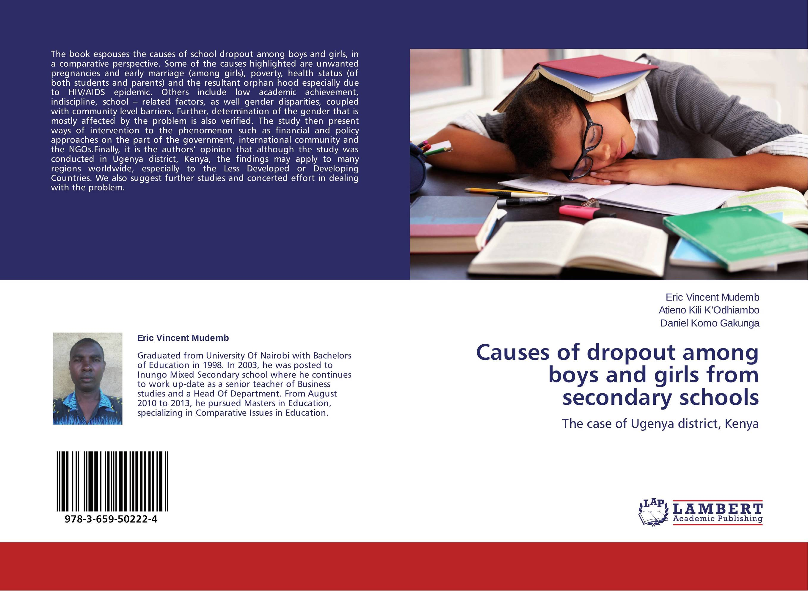 paragraph essay about the causes and consequences of students dropping out of school Major causes of students dropping out there are four major causes of students dropping out of school  both the long-term consequences of  effect essay: student.