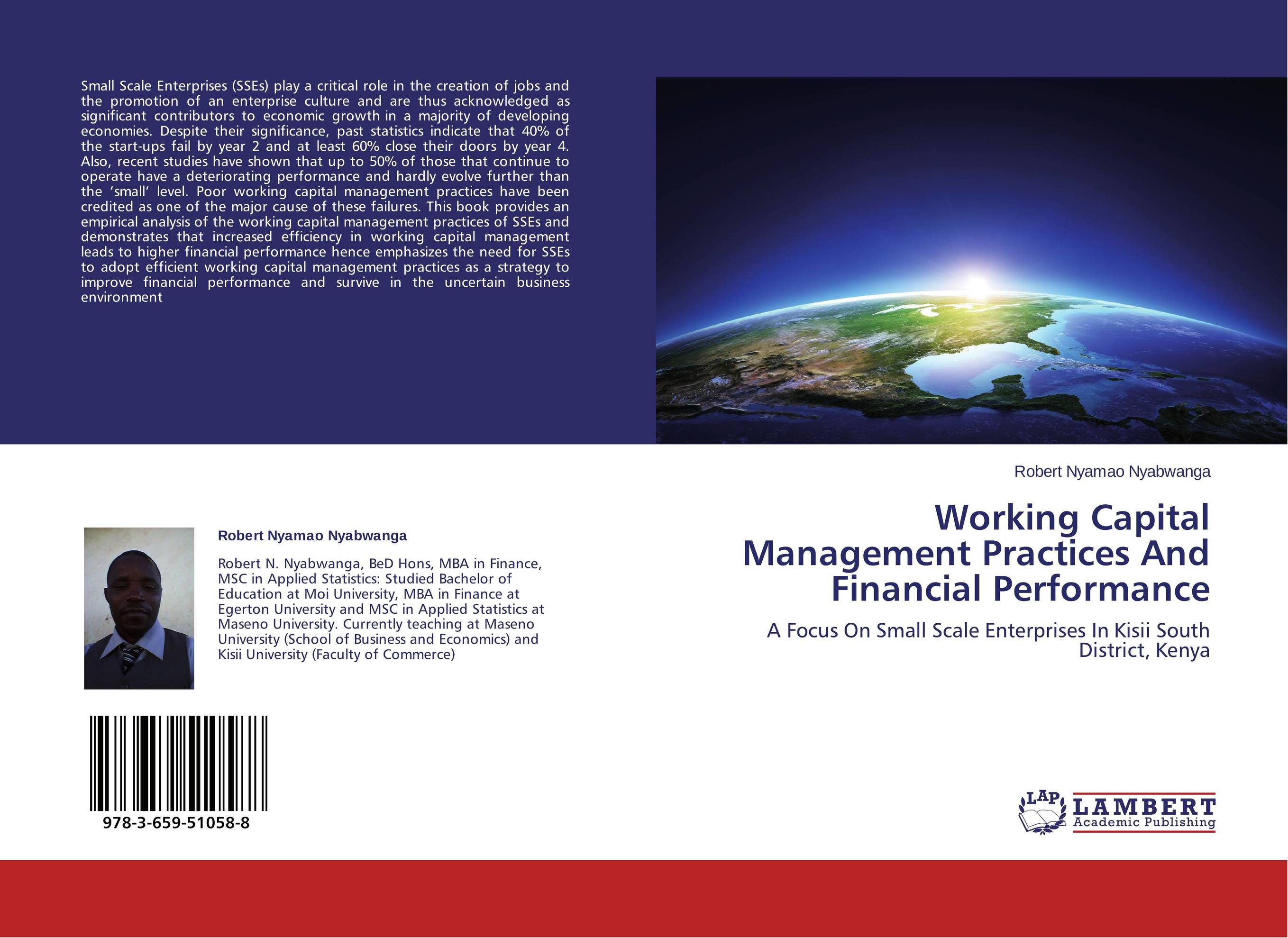Working Capital Management  Impact of Working Capital