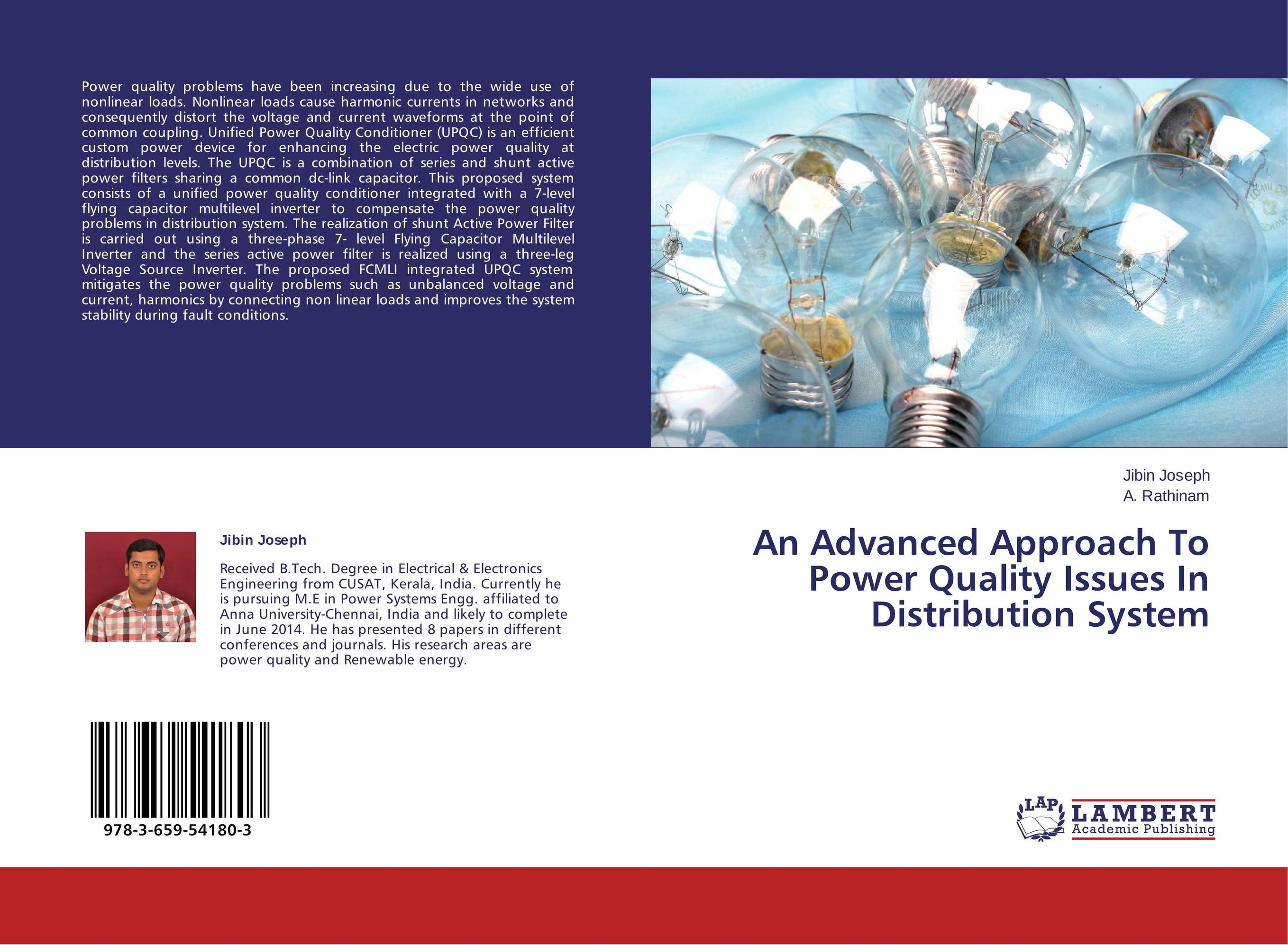 power quality problems This paper reviewed the power quality problems, effect of power quality problem in different apparatuses and methods for its correction some power quality enhancement devices are also listed.
