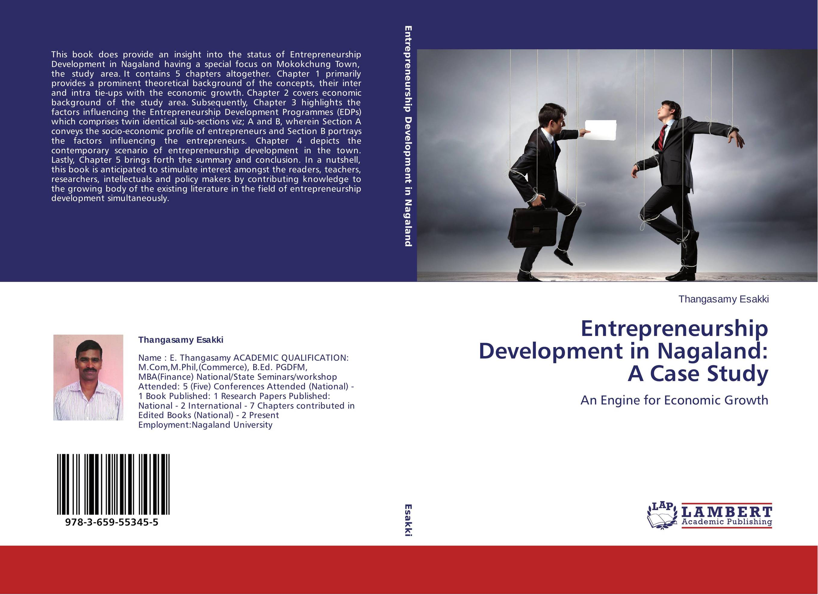 an entrepreneurial profile case study 'entrepreneurial behaviours and organisation culture case study is the requirement that all this award has given a very high profile to student.