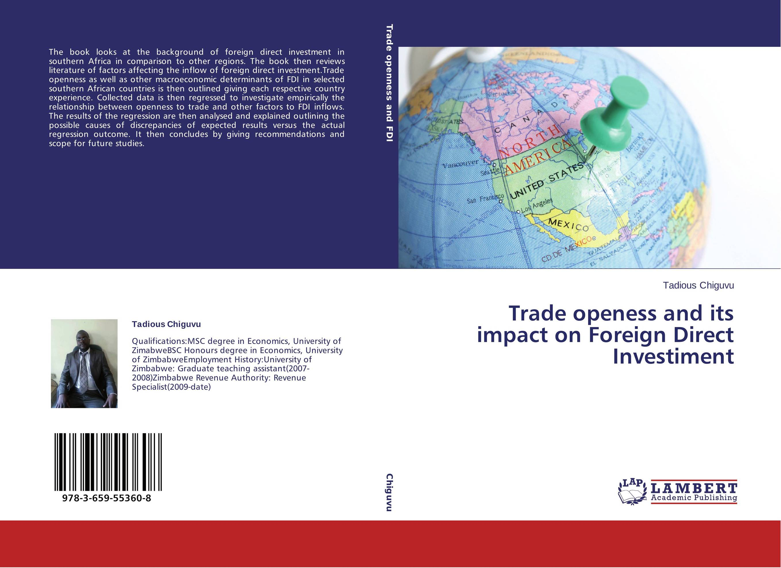 a study of foreign direct investment Energy intensity and foreign direct investment: in their study of carbon intensity in china between 1980 and 2003 evidence of direct foreign investment.