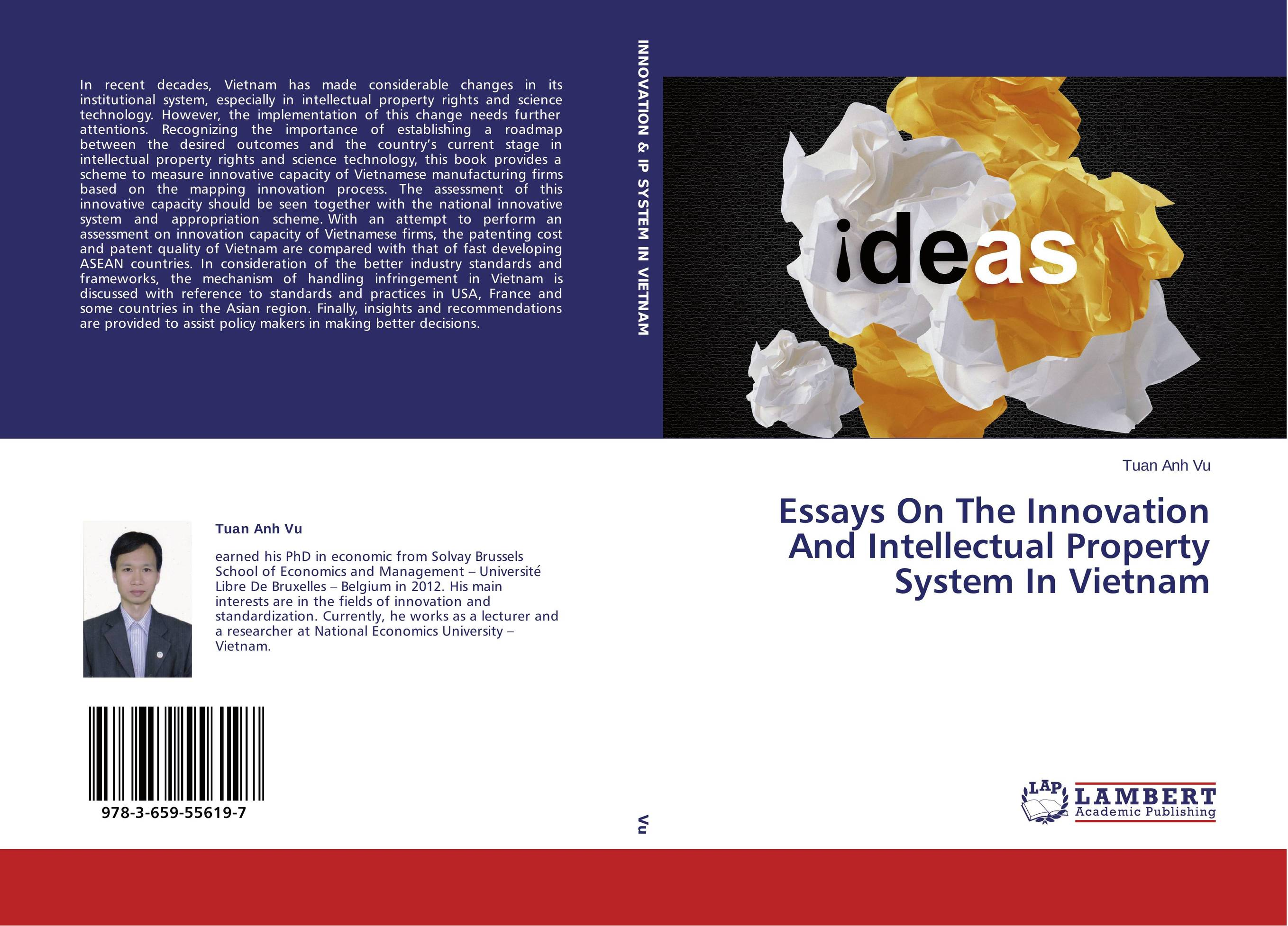 implementing innovation essay Briefing papers describe research in progress by the author(s) and are  implementing in-scope technologies across 12 industries  technology and innovation for.