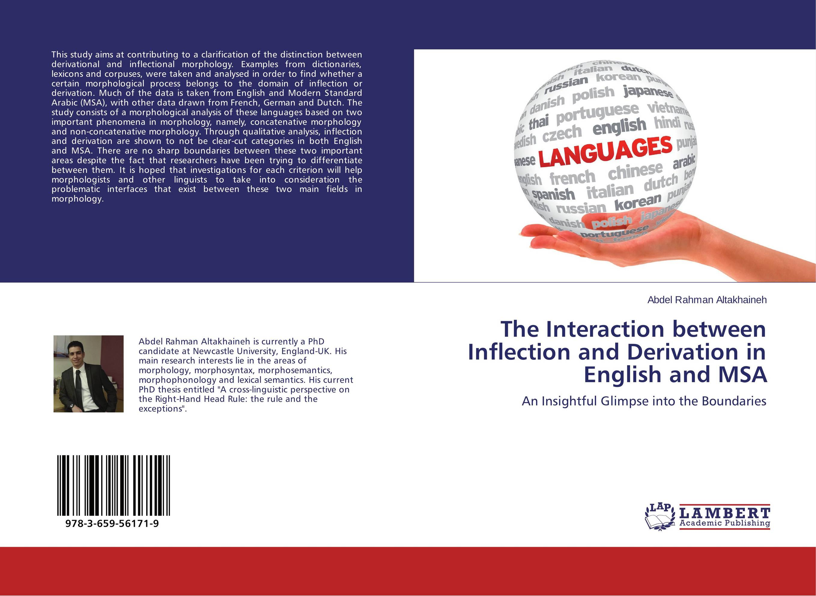inflection paper linguistics How to write a linguistics essay language is important and impacts as well as interacts with the world on a daily basis different sections and issues of language make for interesting essay topics , for example, how language forms, the meaning of language, and language content.