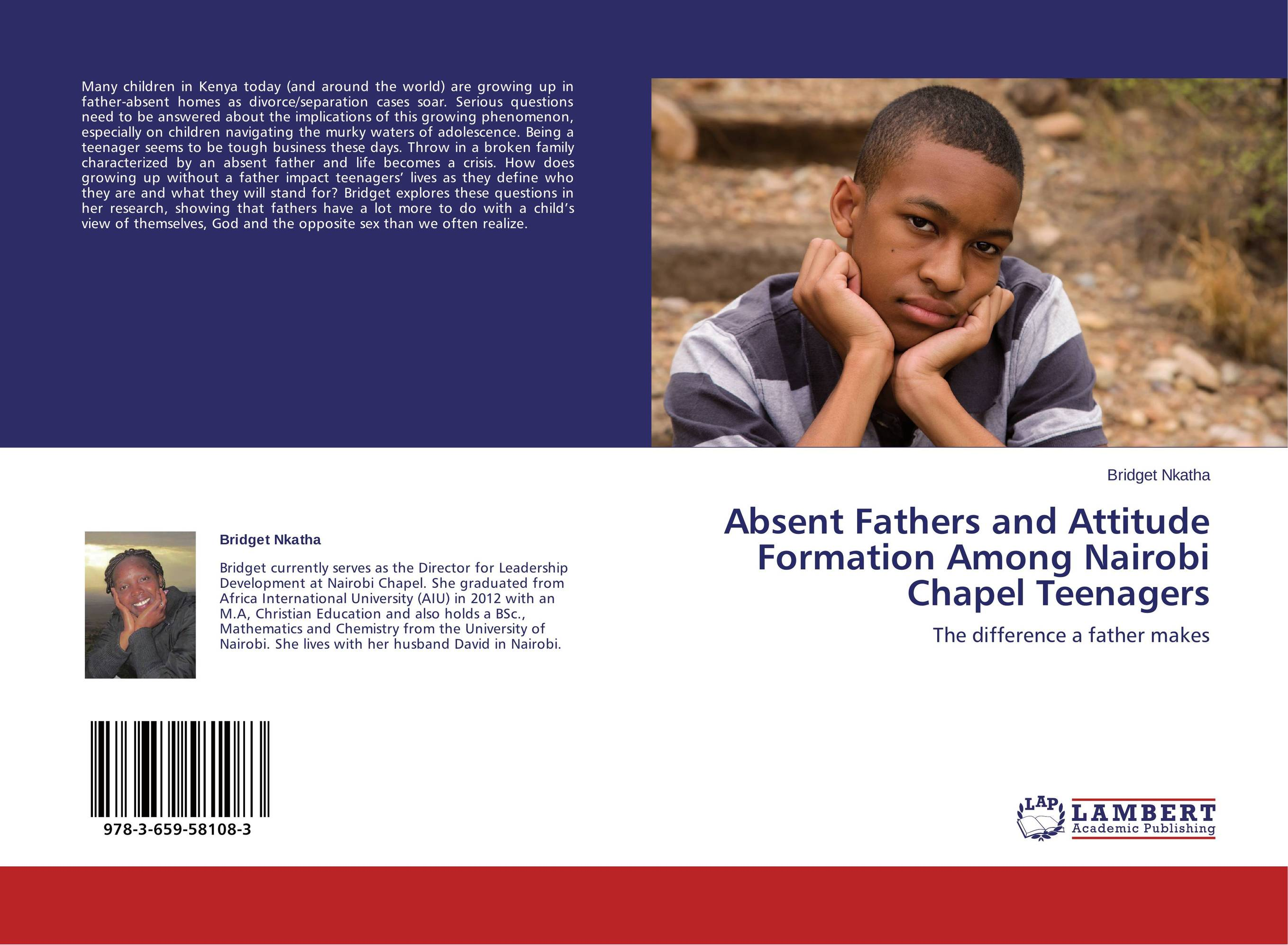 how does fathers absent influence substance use in adolesecent This study explored the influence of father behaviors, such as delinquency, tobacco, alcohol, and mari- absence on self-esteem and the self-reported sexual activity of juana use among m-ban african-american adolescent males.