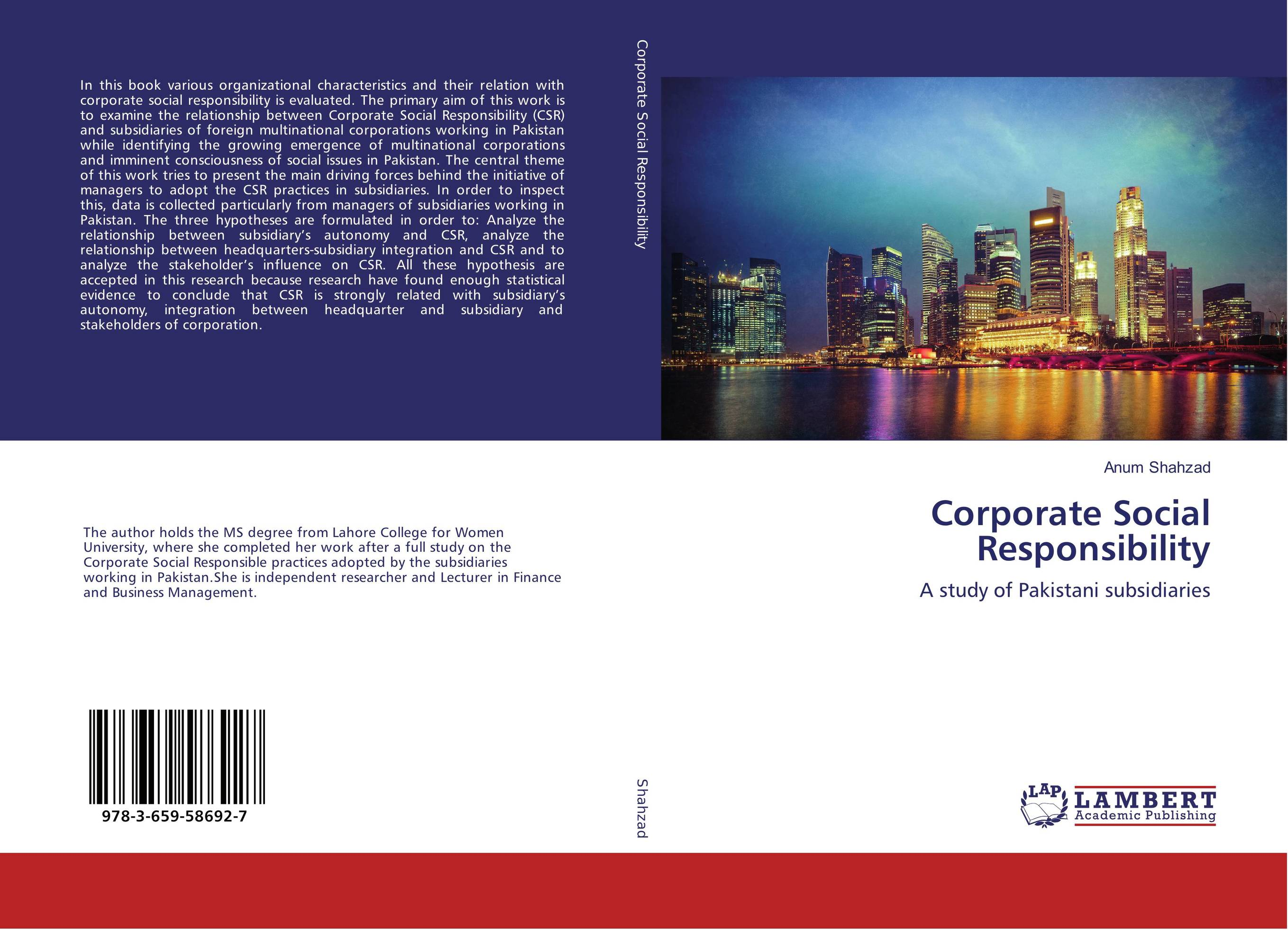 an analysis of corporate social responsibility in eiti Leadership, ethics and social responsibility: csr analysis assignment purpose of this research is to critically analyse and evaluate the corporate social responsibility (csr) policies that the business cotton on group (cog) employs.