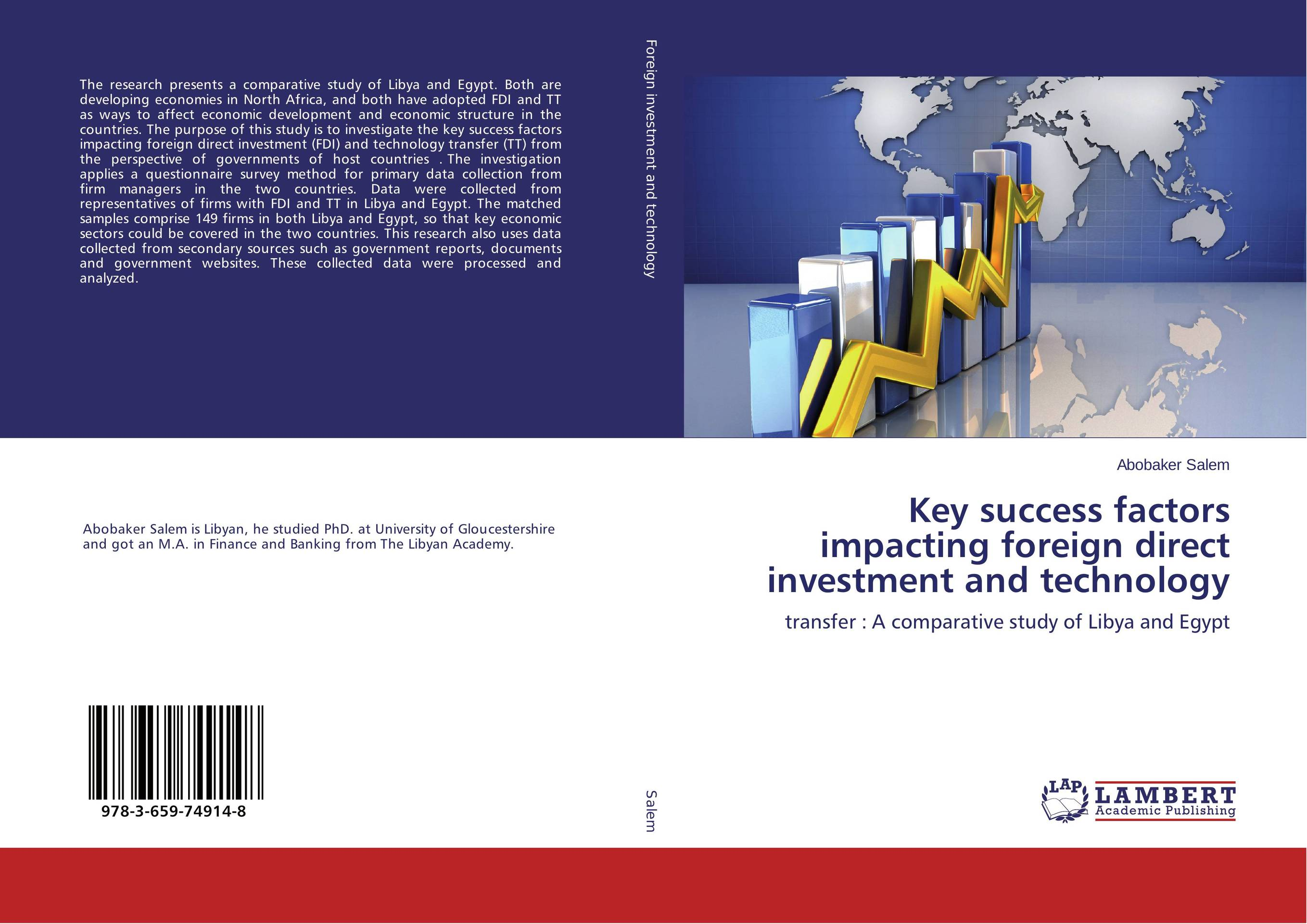 foreign direct investment and factors affecting Foreign markets the right to use assets conferring ownership advantage, for example by  tax effects on foreign direct investment  costs, and other factors.