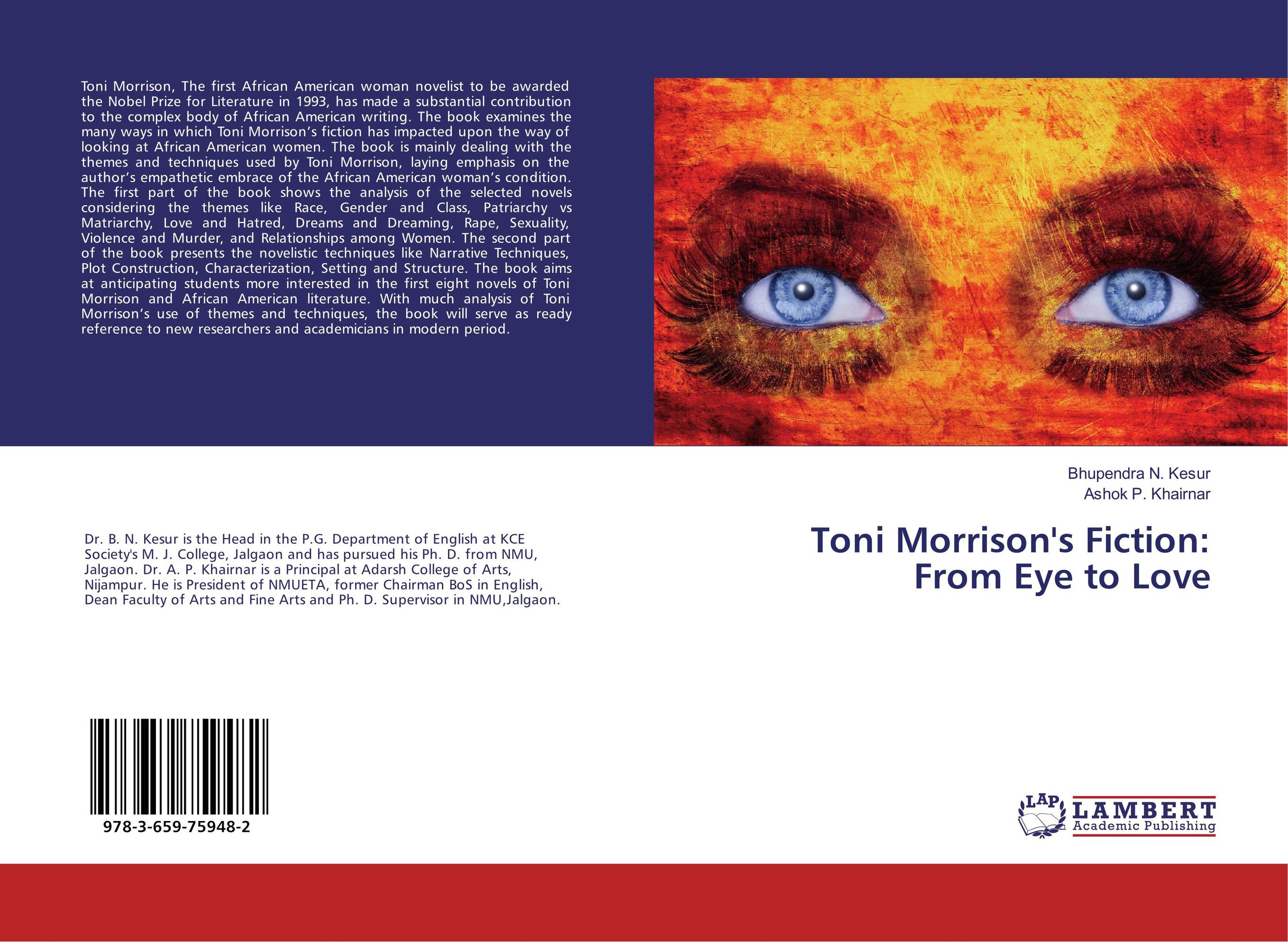analysis of toni morrisons beloved An analysis of beloved by toni morrison the whole doc is available only for registered users open doc book: beloved pages: 2 words: 303 views: 175 print this essay download: pdf, docx, epub, txt get full essay.