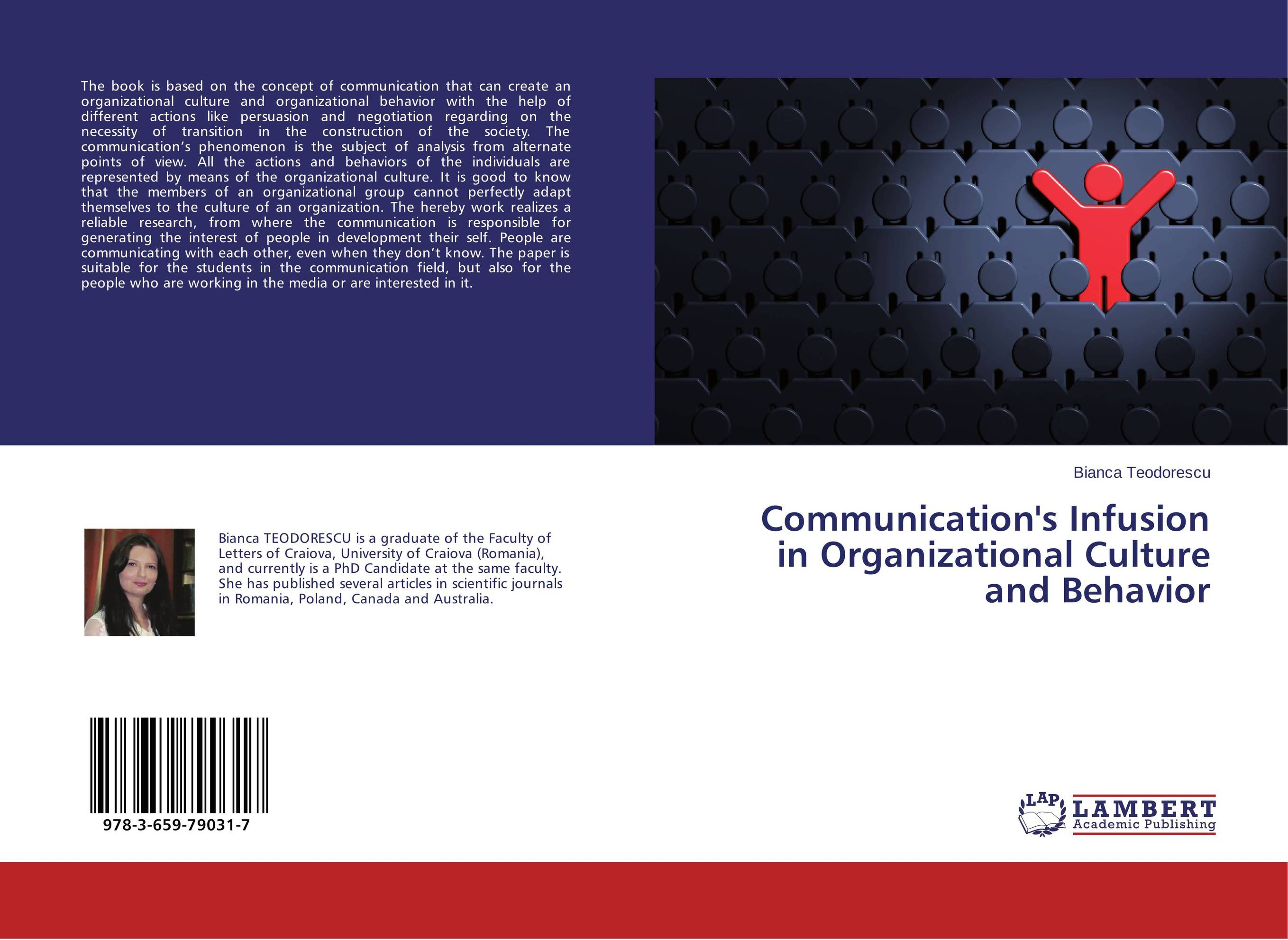 organizational behavior and communication paper communications The four types of organizational communications that the book discusses is downward communication, upward communication, horizontal communication and the best-known system for transmitting communication is the grapevine.