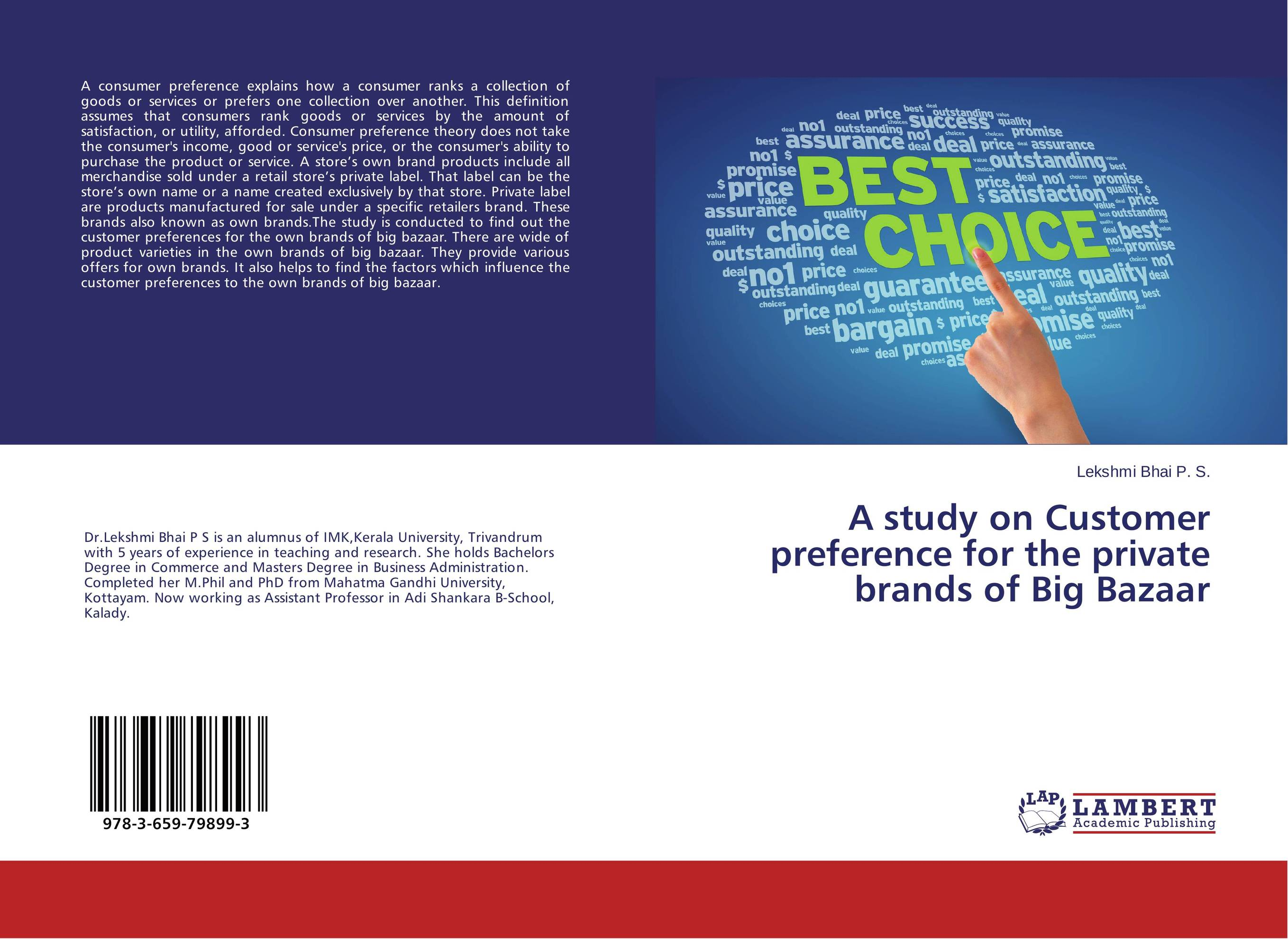 a study of customer preference towards A study on customer's preference and satisfaction towards himalayan herbal and healthcare products   a study on customer's preference and satisfaction towards.