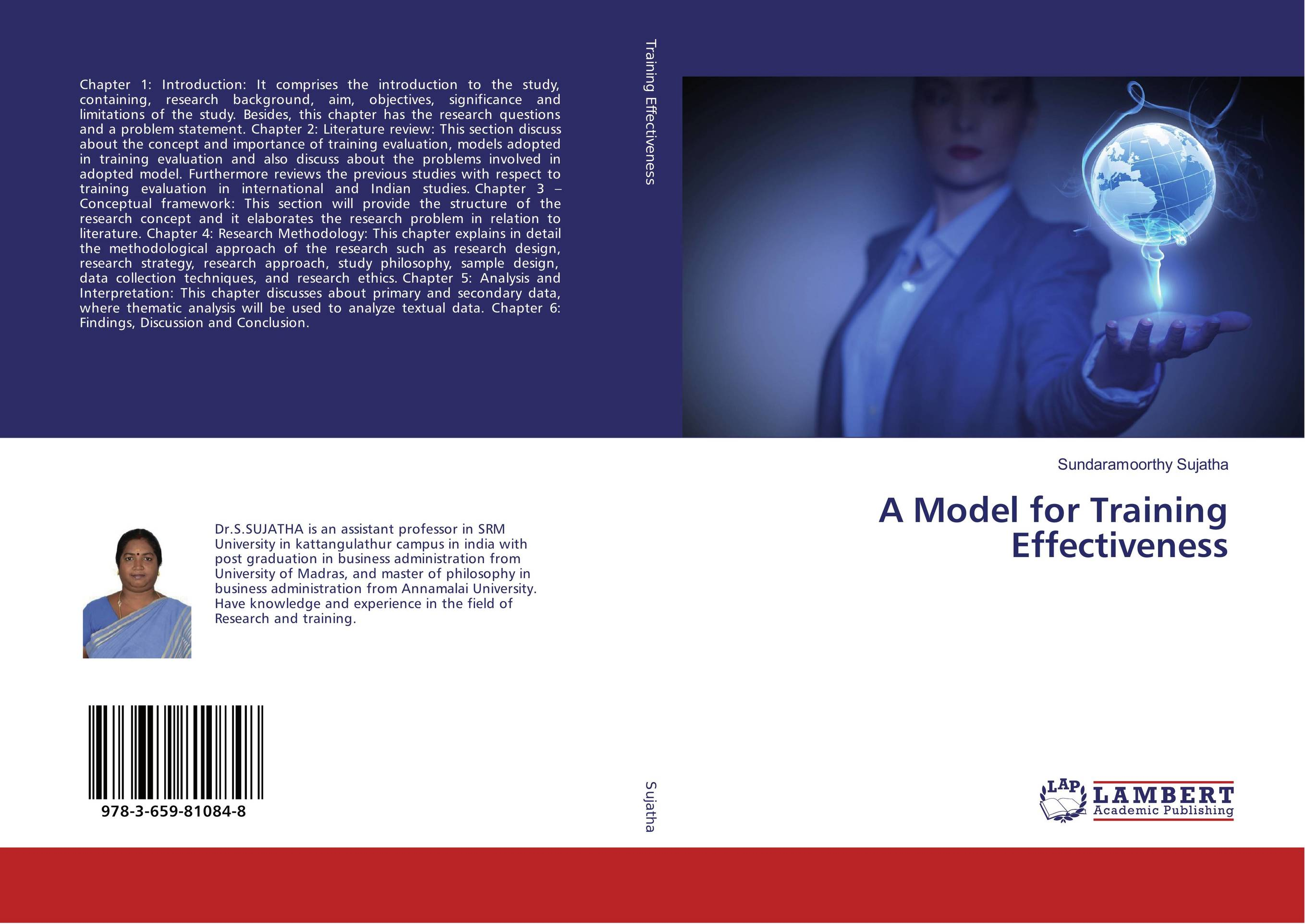 literature on effectiveness of training and development So training and development aim at developing competences such astechnical, human, conceptual and managerial for the furtherance of individual andorganization growth which makes it a continuous process 12 statement of research problem training and development play vital role in any given.