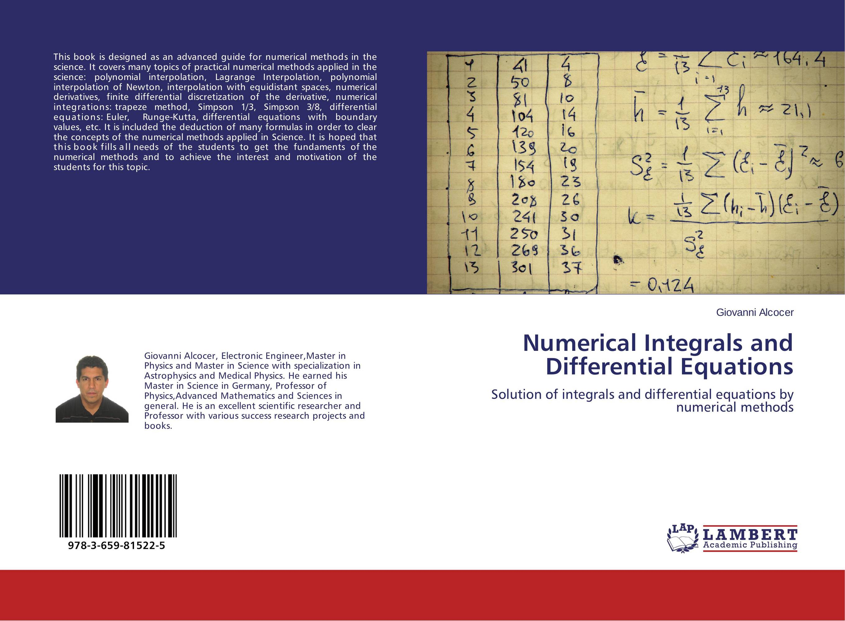 differential equations research papers One might say that ordinary differential equations (notably in isaac newton's analysis of the motion of celestial bodies) had a central role in the development of modern applied mathematics this special issue is devoted to research articles which build on this spirit: combining analysis with applications of ordinary differential equations.