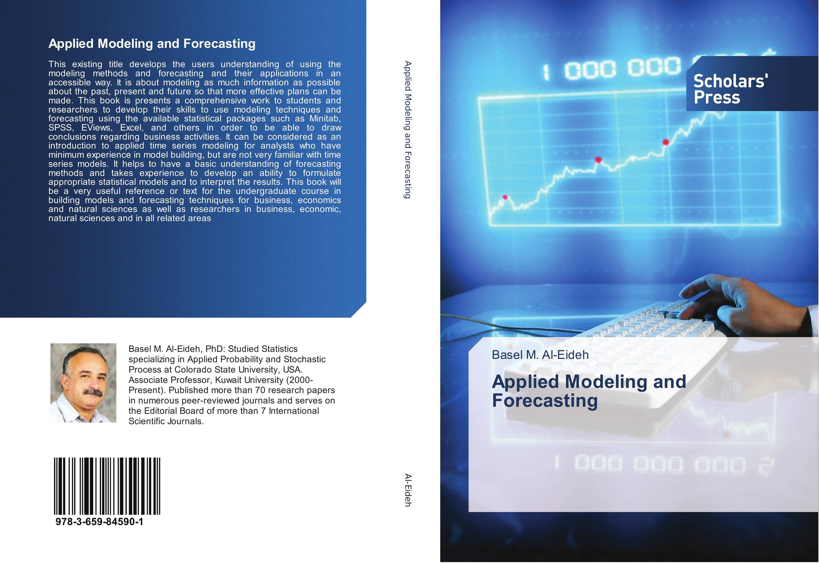 9783659845901 Applied Modeling and Forecasting Basel M. AlEideh