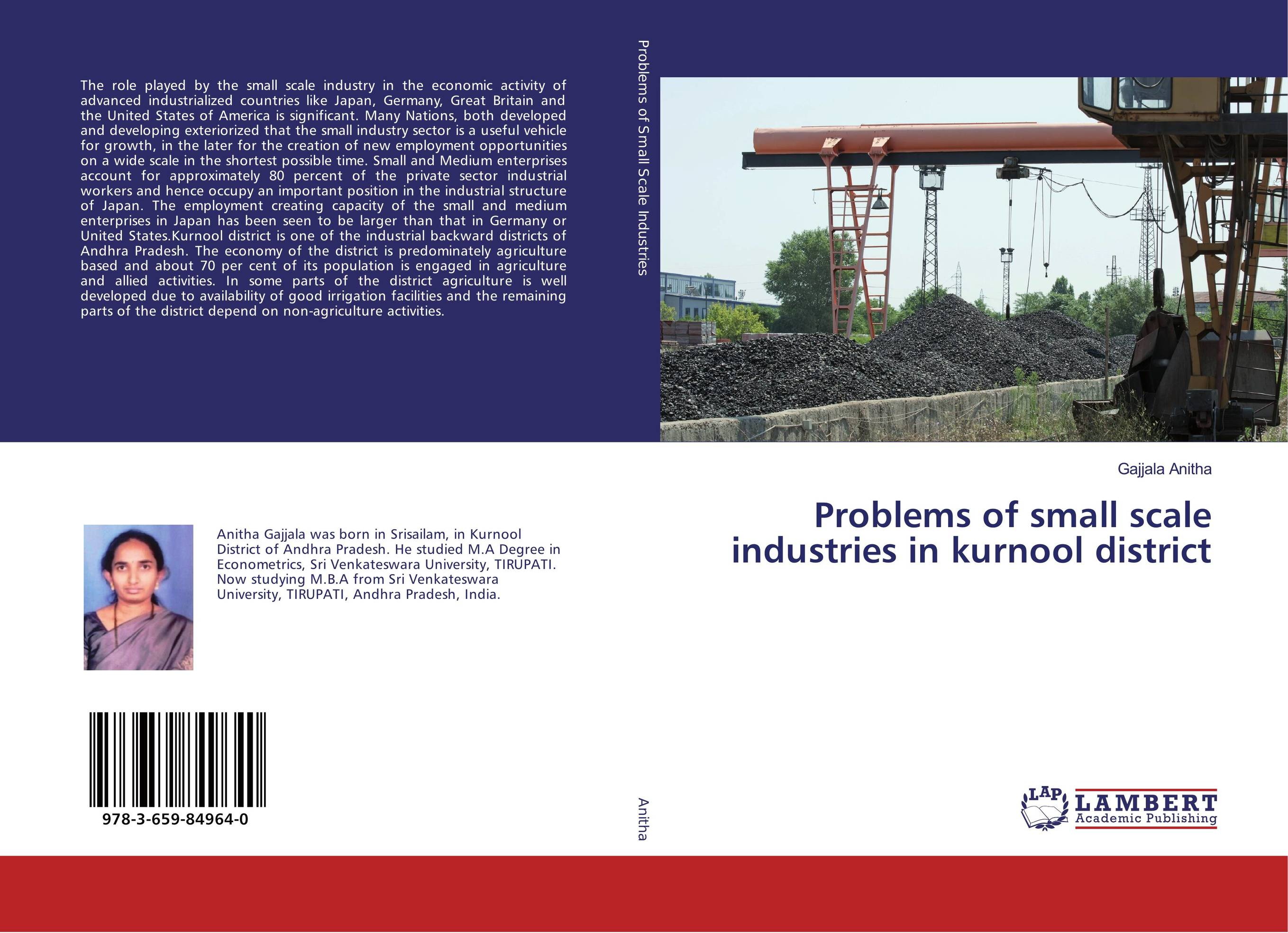 growth and problem of small scale As a serious problem for small businesses in africa (honohan and beck, 2007) better financial assistance is international journal of academic research in accounting, finance and management sciences.