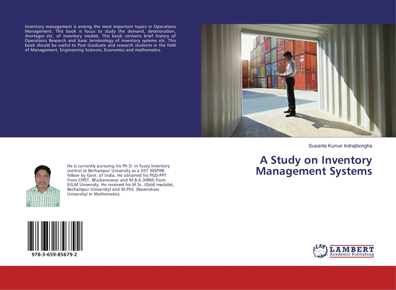 Inventory Management   Sudhir Sahu
