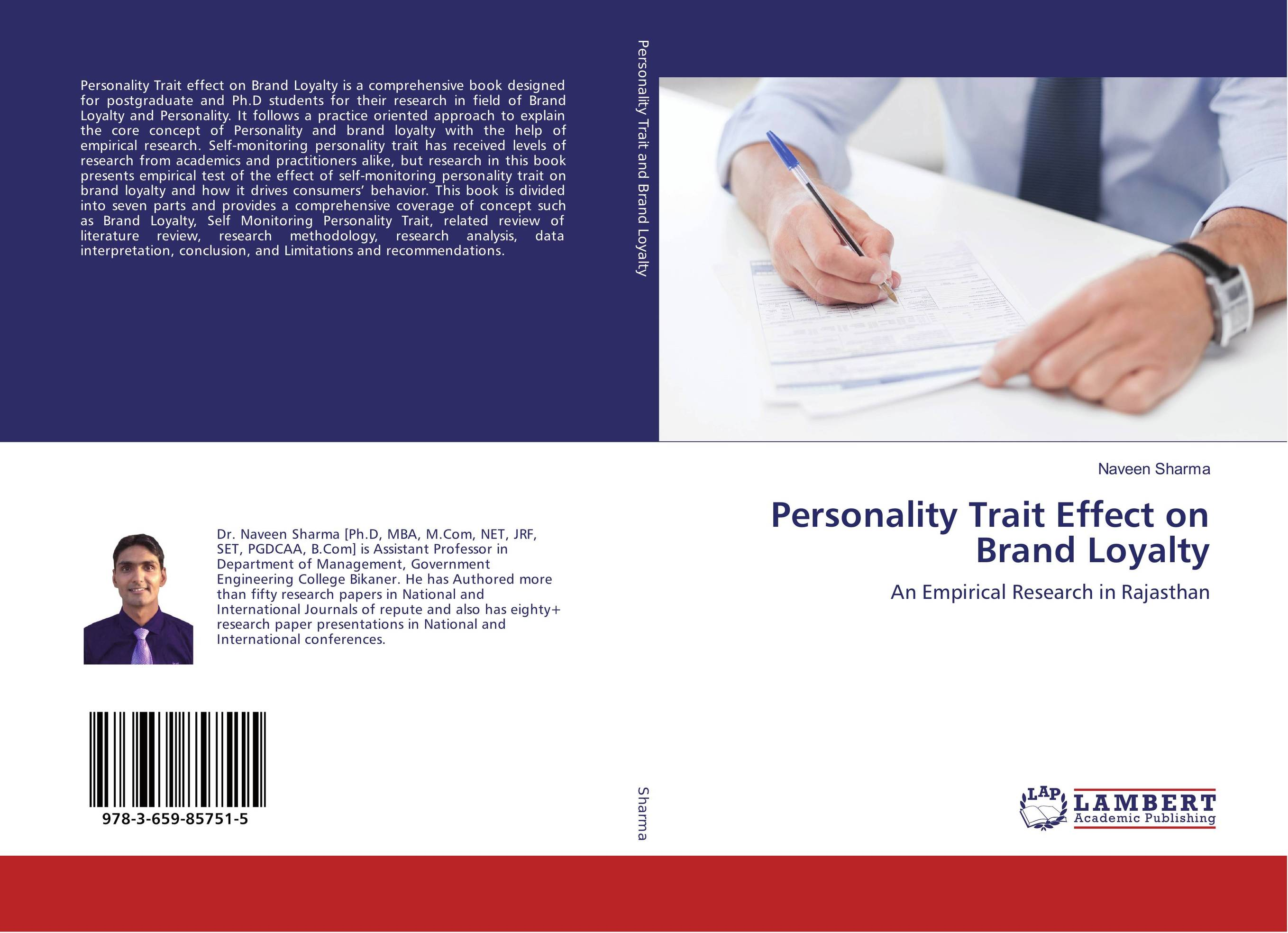 brand loyalty research His research interests include brand equity and consumer satisfaction in the hospitality industry email  yuksel ekinci is a professor of marketing at the business school in oxford brookes university and a senior research fellow at the university of wollongong, australia.