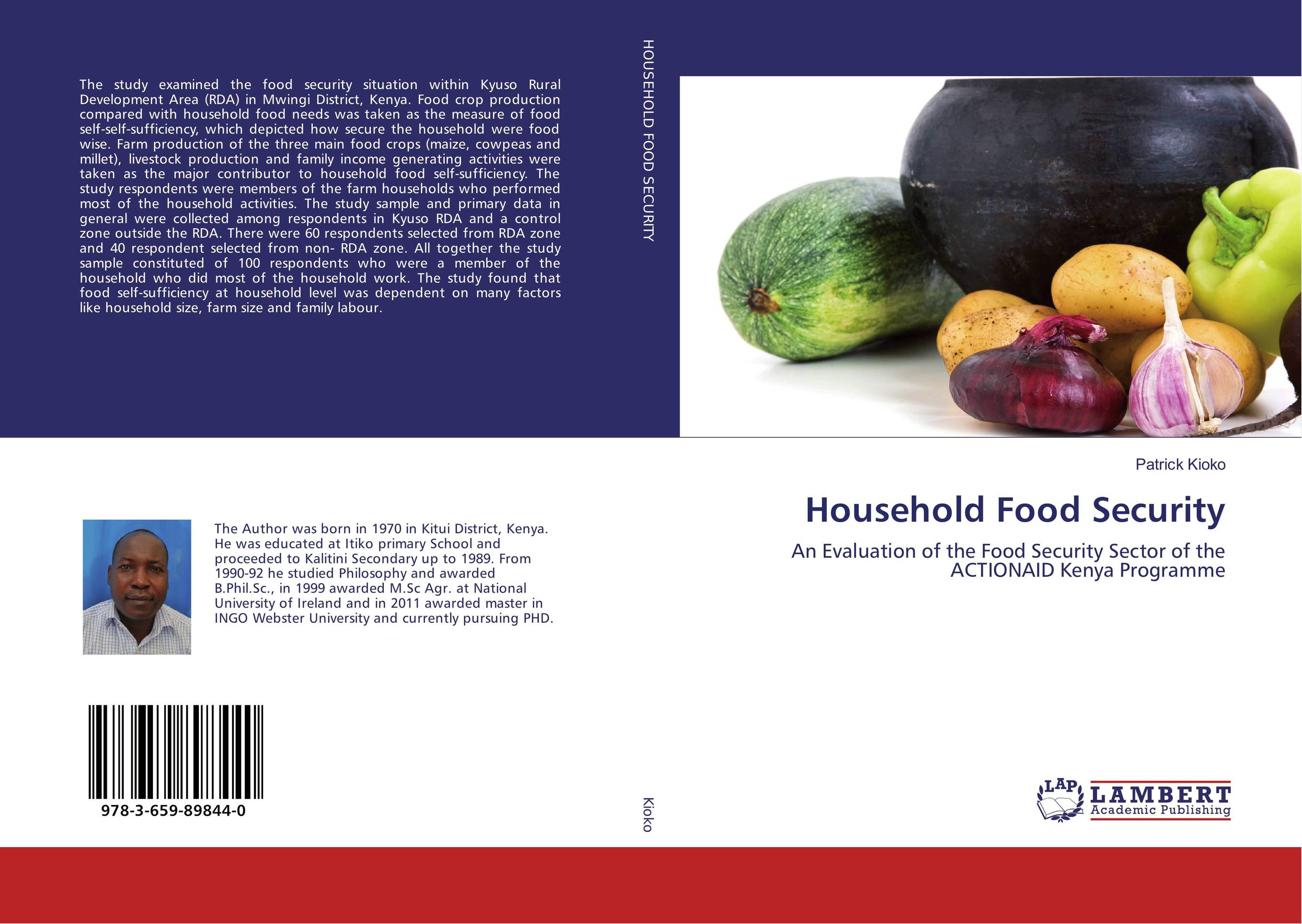 literature review on food security in kenya A recent review of the current literature and available data, conducted by the kenya dairy nationally appropriate mitigation action , with support from the cgiar research program on climate change, agriculture and food security , aims to understand biogas adoption patterns amongst women and men.