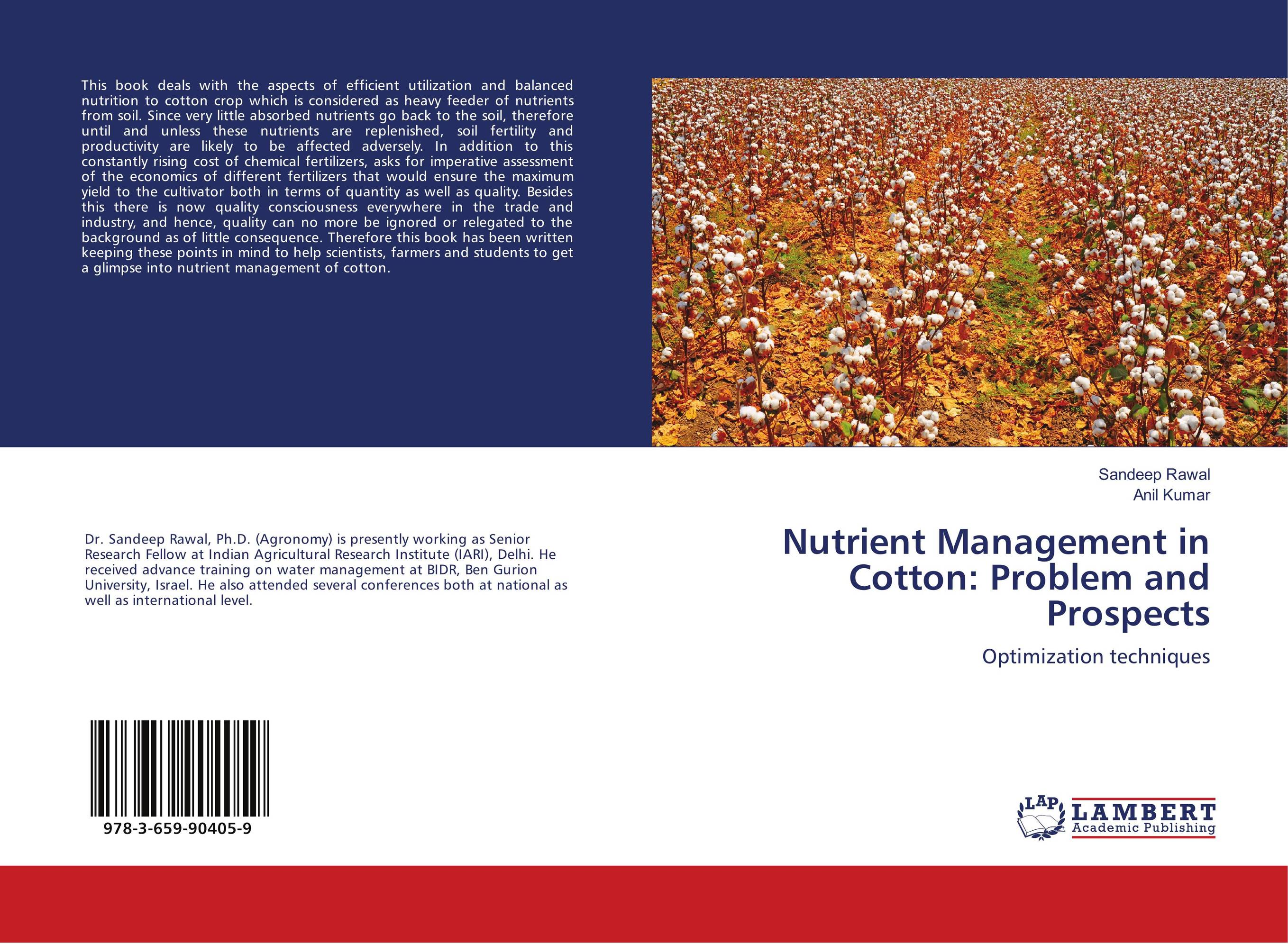 financial factors in cotton cultivation Biotechnologically engineered cotton cultivation in tamil nadu and the factors affecting the adoption of  both the financial and environmental costs of heavy pesticide applications to cotton are  cotton cultivation in tamil nadu and the factors affecting the adoption of bt cotton varieties this study.