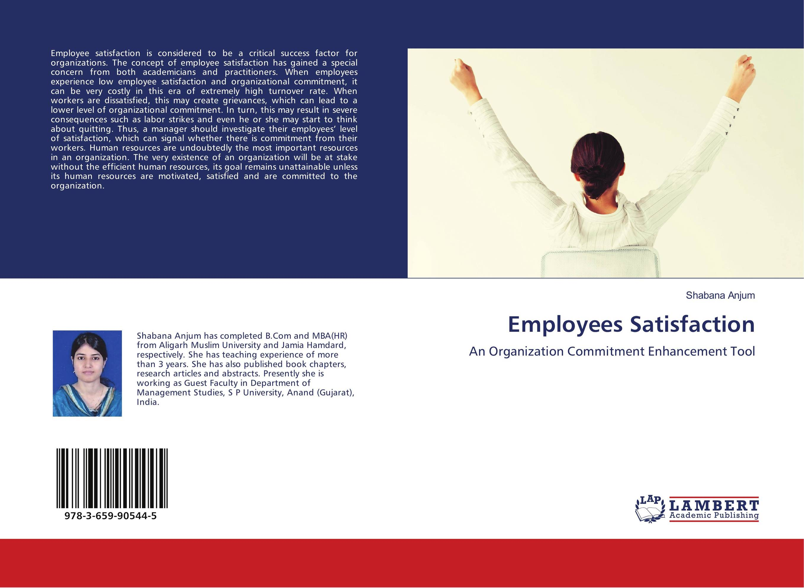 the importance of job satisfaction and organizational commitment for employee retention Organizational commitmentprofessional , commitment, burnout and job satisfaction in the ecatgory of demographic data, age (being young), lack of work experience and lack of competencewere statistically.