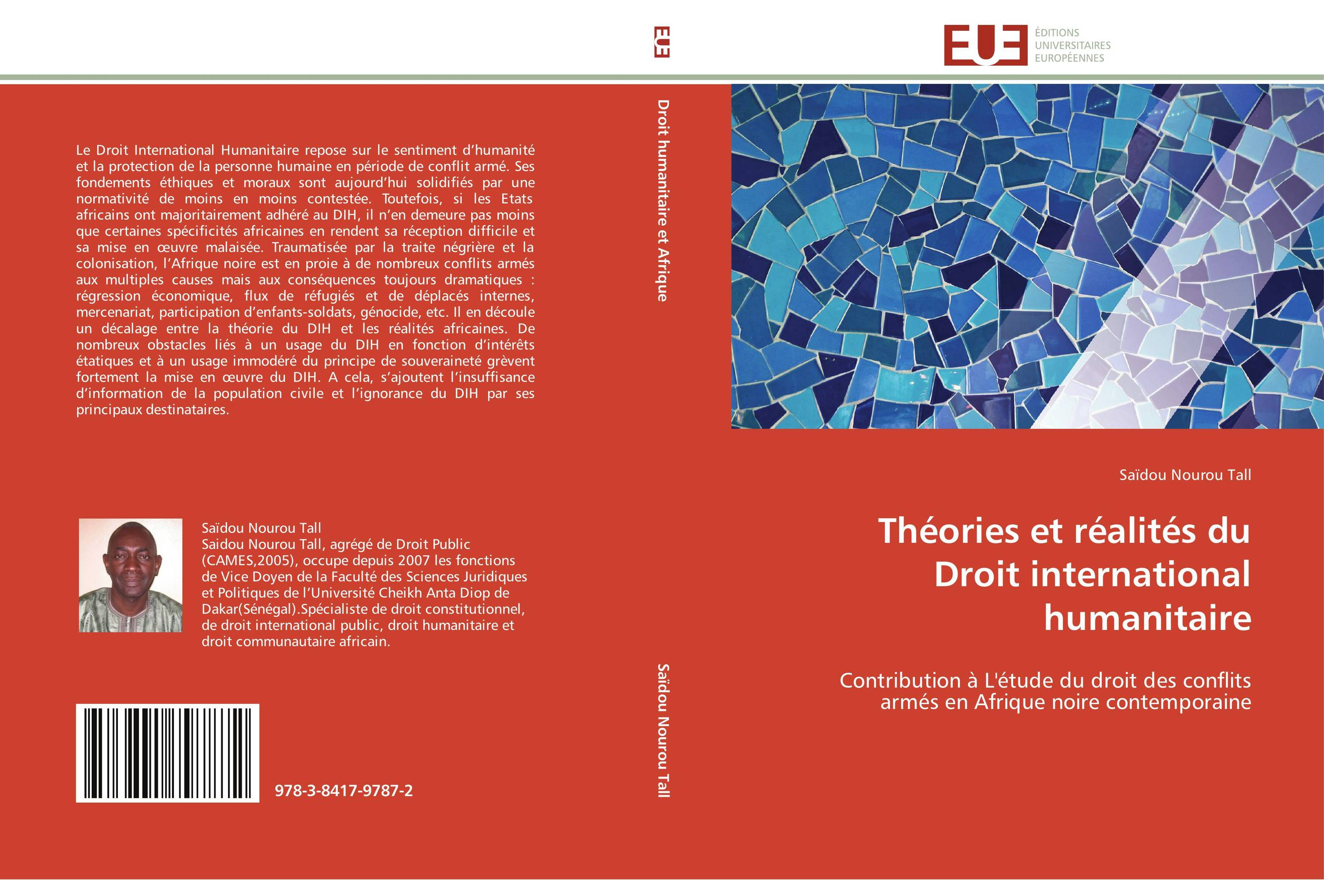 9783841797872-Theories-et-realites-du-Droit-international-humanitaire-Saidou-N