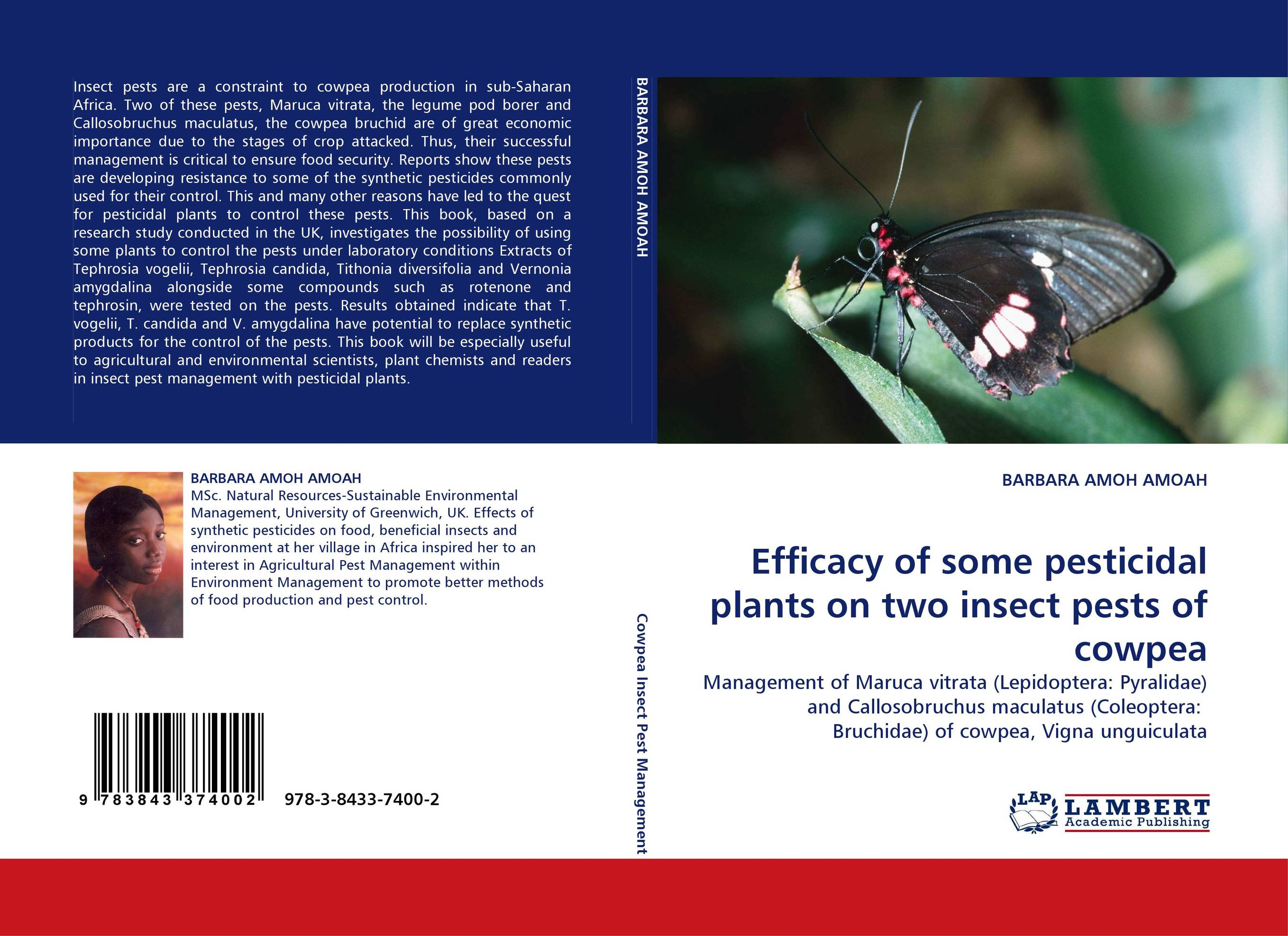 diseases and insect pest management The pest-management concept (w luckmann & r metcalf) ecological aspects of pest management (p price & g waldbauer) parasitoids and predators in management of arthropod pests (m hoy) insect pathogens as biological control agents (j maddox.