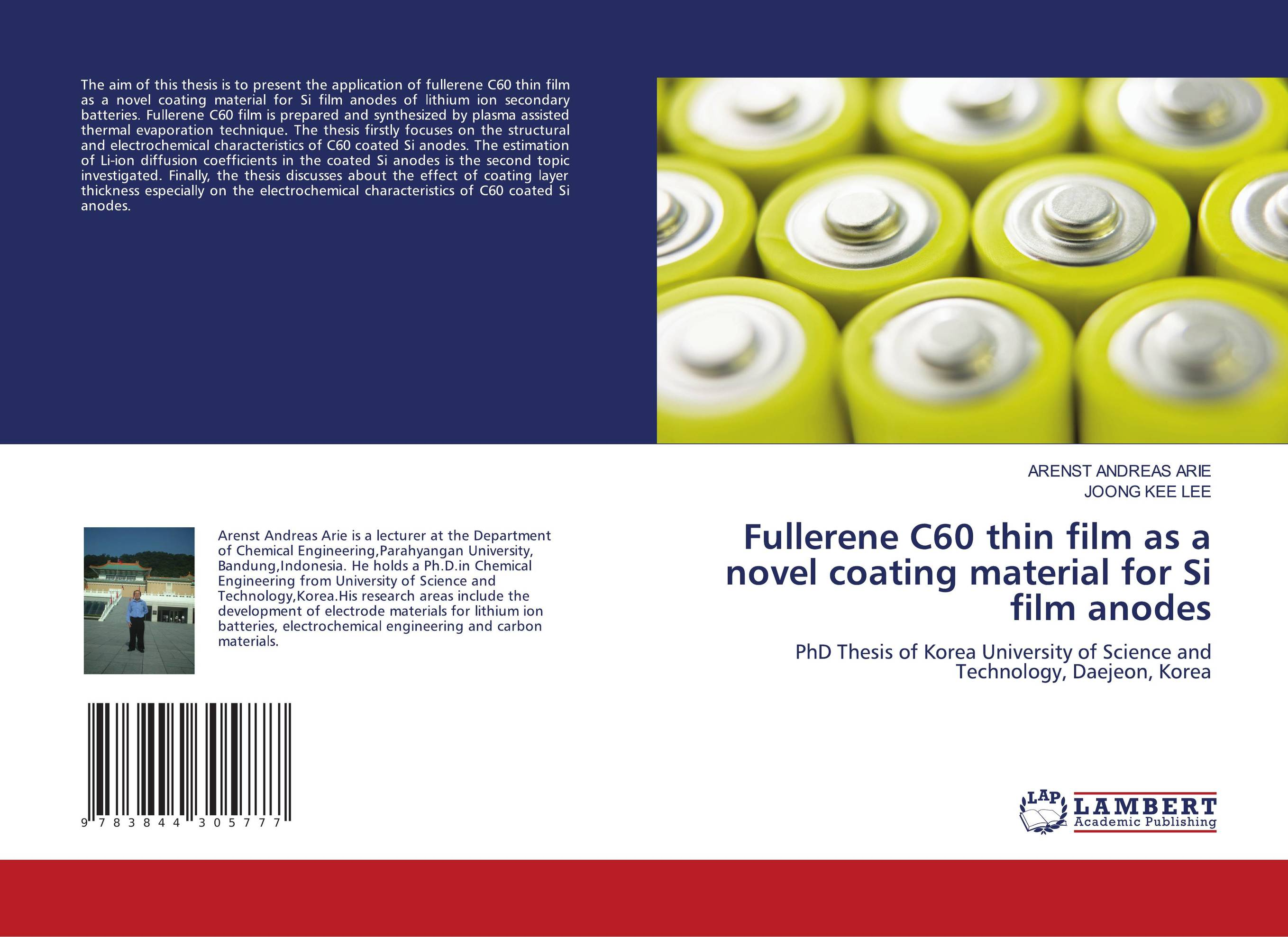thesis on znse thin films Phd thesis on znse thin films schottky barriers by sumbit chaliha at onreadcom - the best online ebook storage download and read online for free phd thesis on znse.