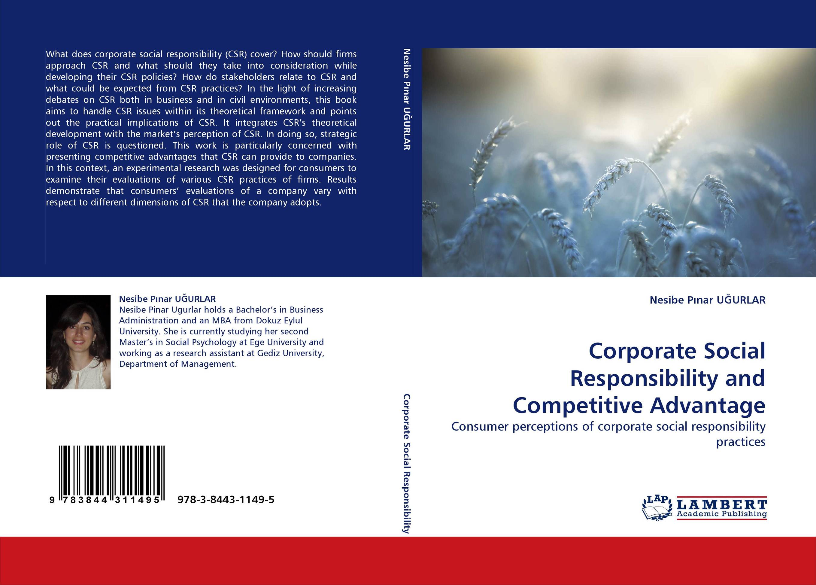 does corporate social responsibility affect firms' Focusing on the practice in china introduction this study will discuss the effect of globalisation on corporate social responsibility and.