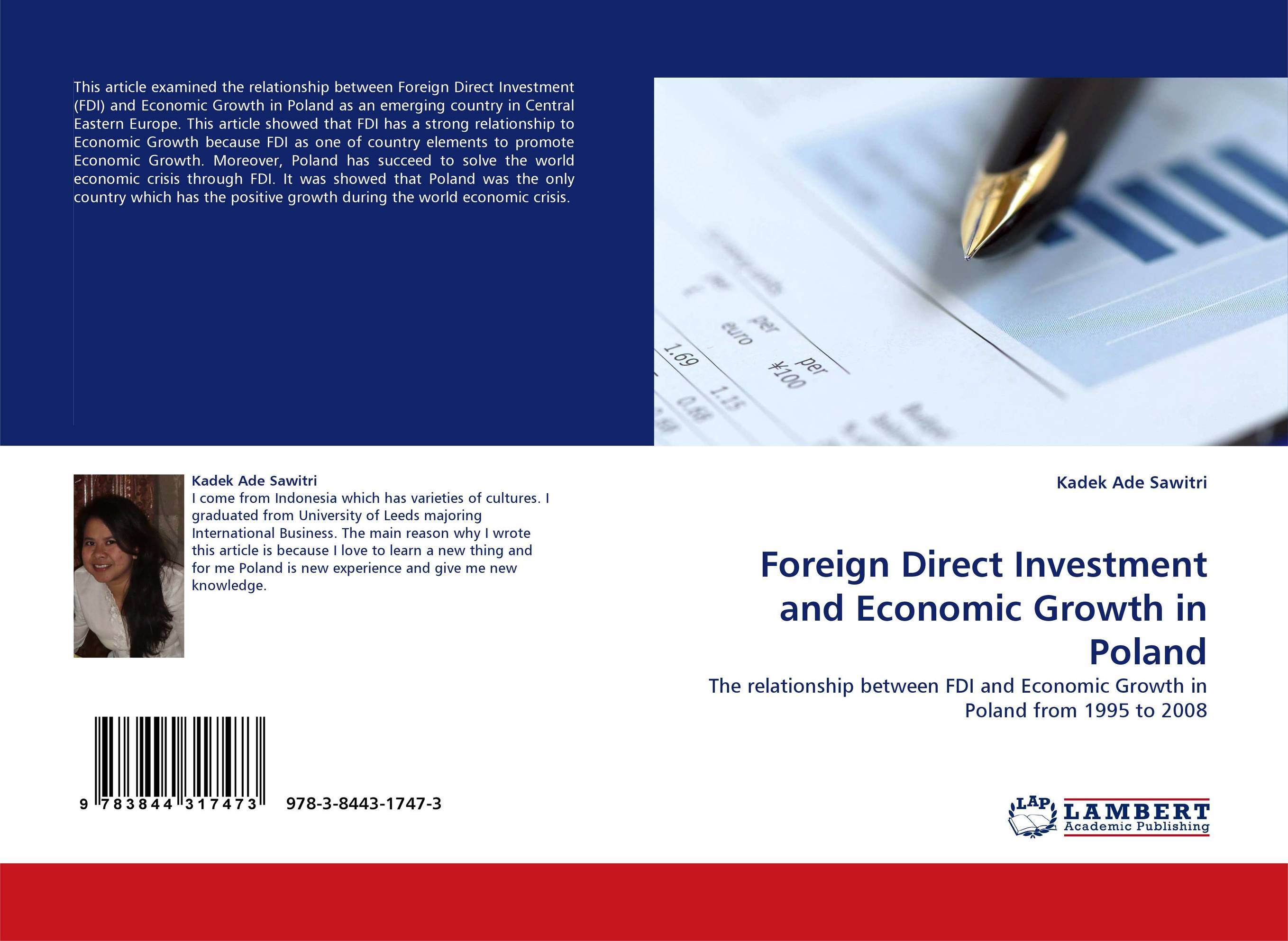 impact of corruption on fdi The impact of corruption on fdi: is mena an exception heba e helmy department of economics, faculty of management sciences, modern sciences and arts.