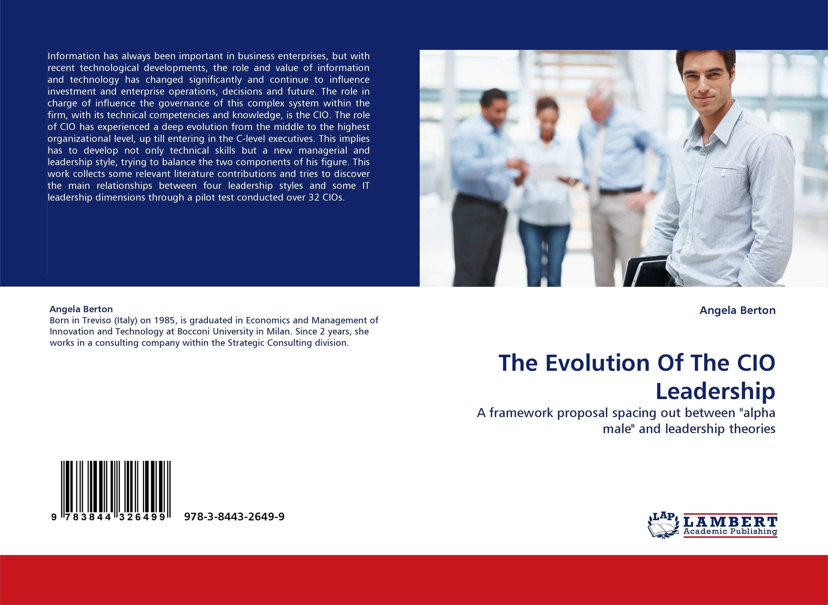 evolution of leadership Evolutionary leadership theory analyses leadership from an evolutionary perspectiveevolutionary psychology assumes that our thinking, feeling and doing are the product of innate psychological mechanisms.