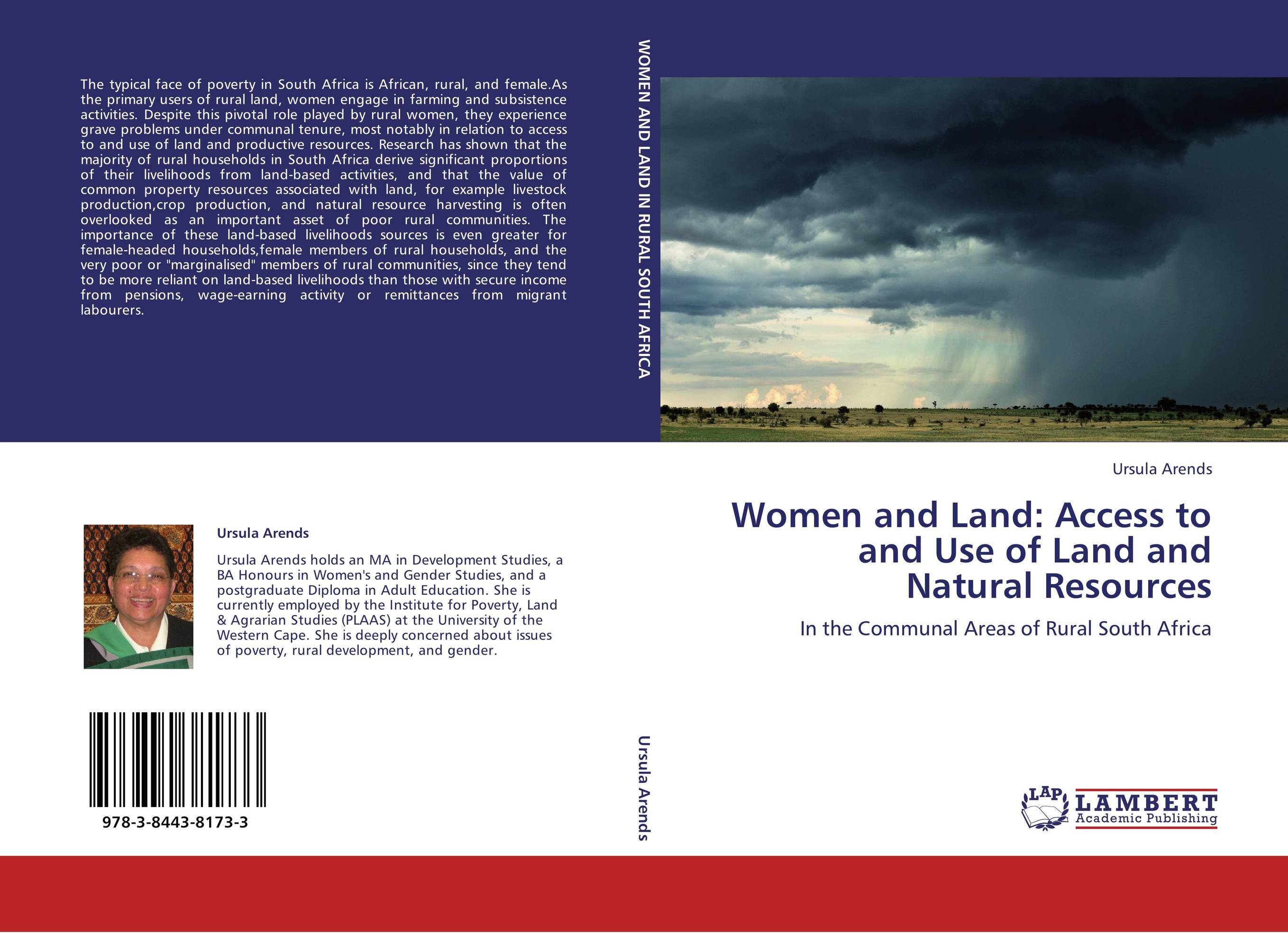 conclusion of land resources Population-environment researchers have not dedicated the same level of attention to population dynamics and water resources as they have to research on land-cover change, agricultural systems, or climate change.