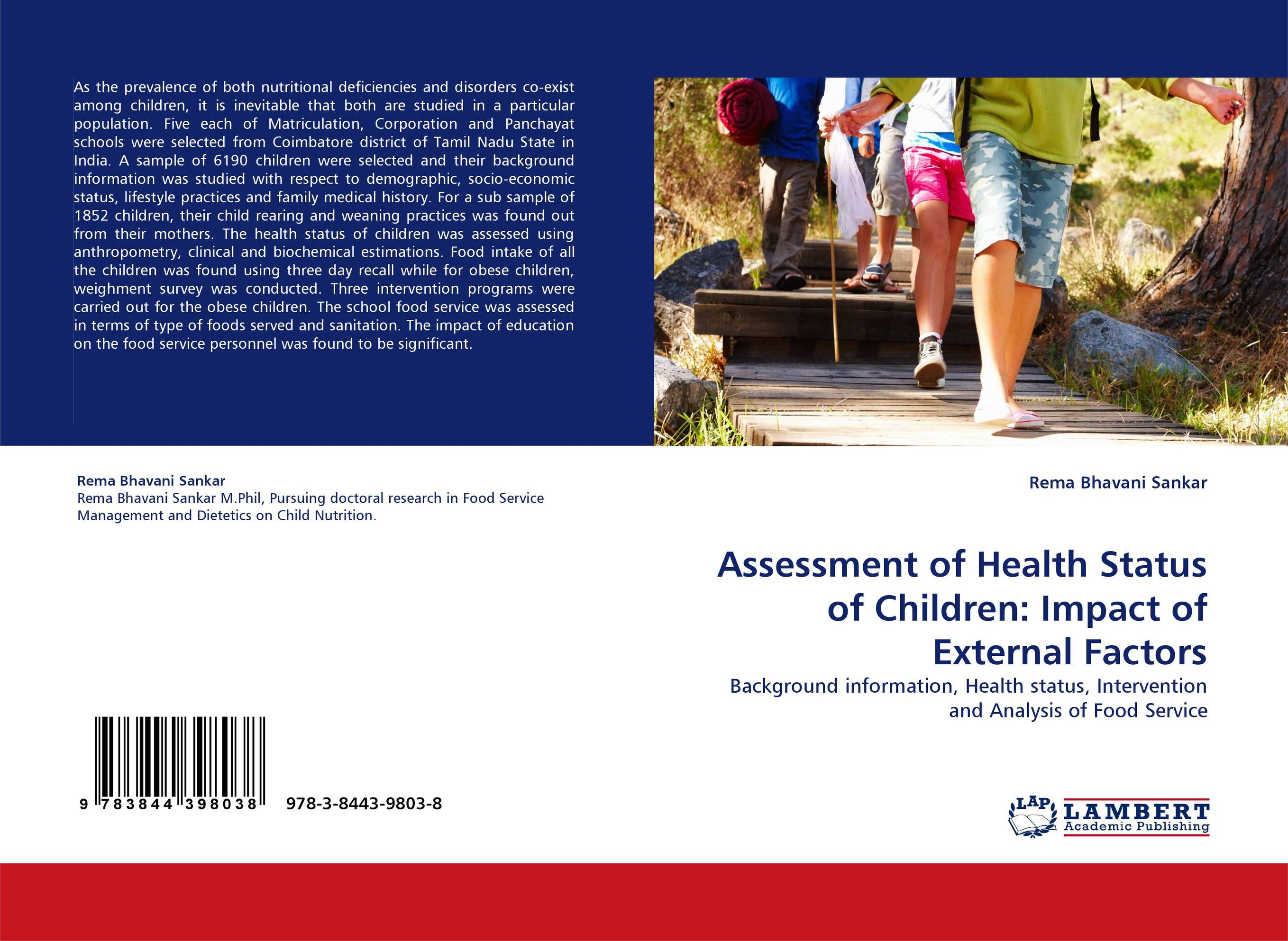 the impact of status assessment on Health impact assessment in environmental impact assessment in china: status, practice and problems article  though eia was introduced in china in 1979, the legal status of eia.