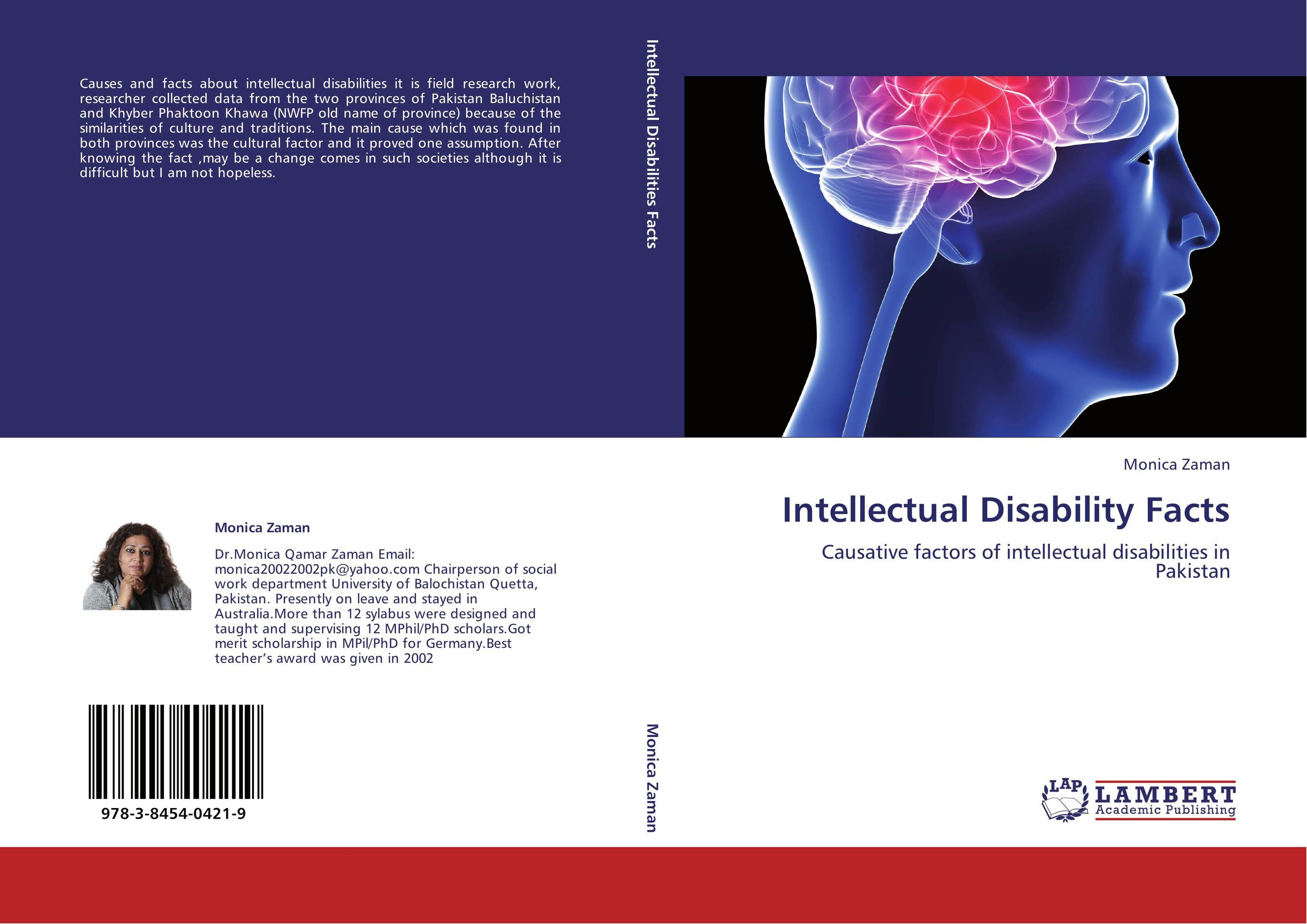 the etiology of intellectual disabilities and Intellectual disability  life expectancy related to the underlying etiology or additional  blood test for intellectual disabilities.