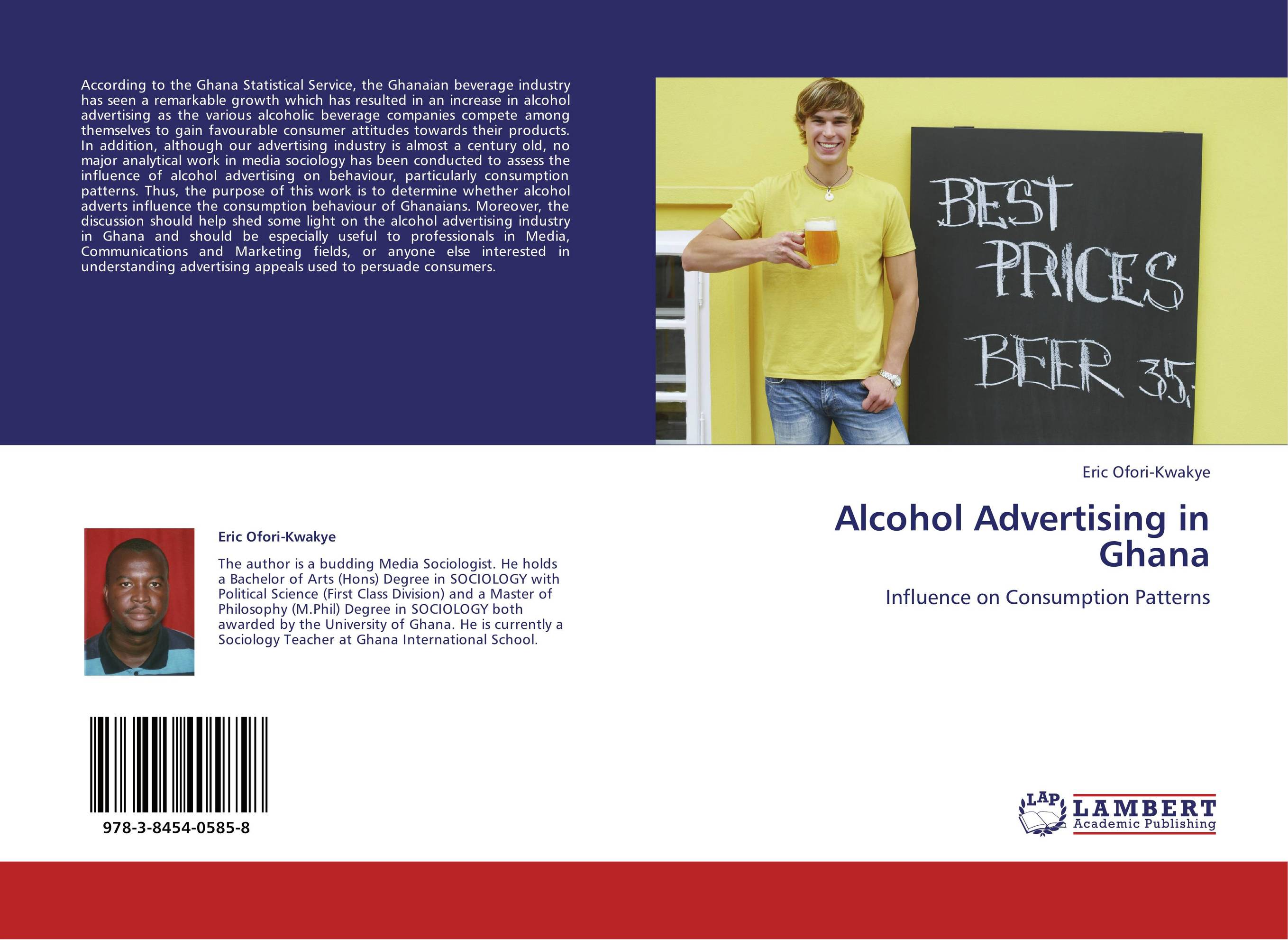 the influence of alcoholic advertisements on The effect of alcohol portrayals and advertising on the drinking behaviour of young people is a matter of much debate we evaluated the relationship between exposure to alcohol advertising, marketing and portrayal on subsequent drinking behaviour in young people by systematic review of cohort (longitudinal) studies studies were identified in.