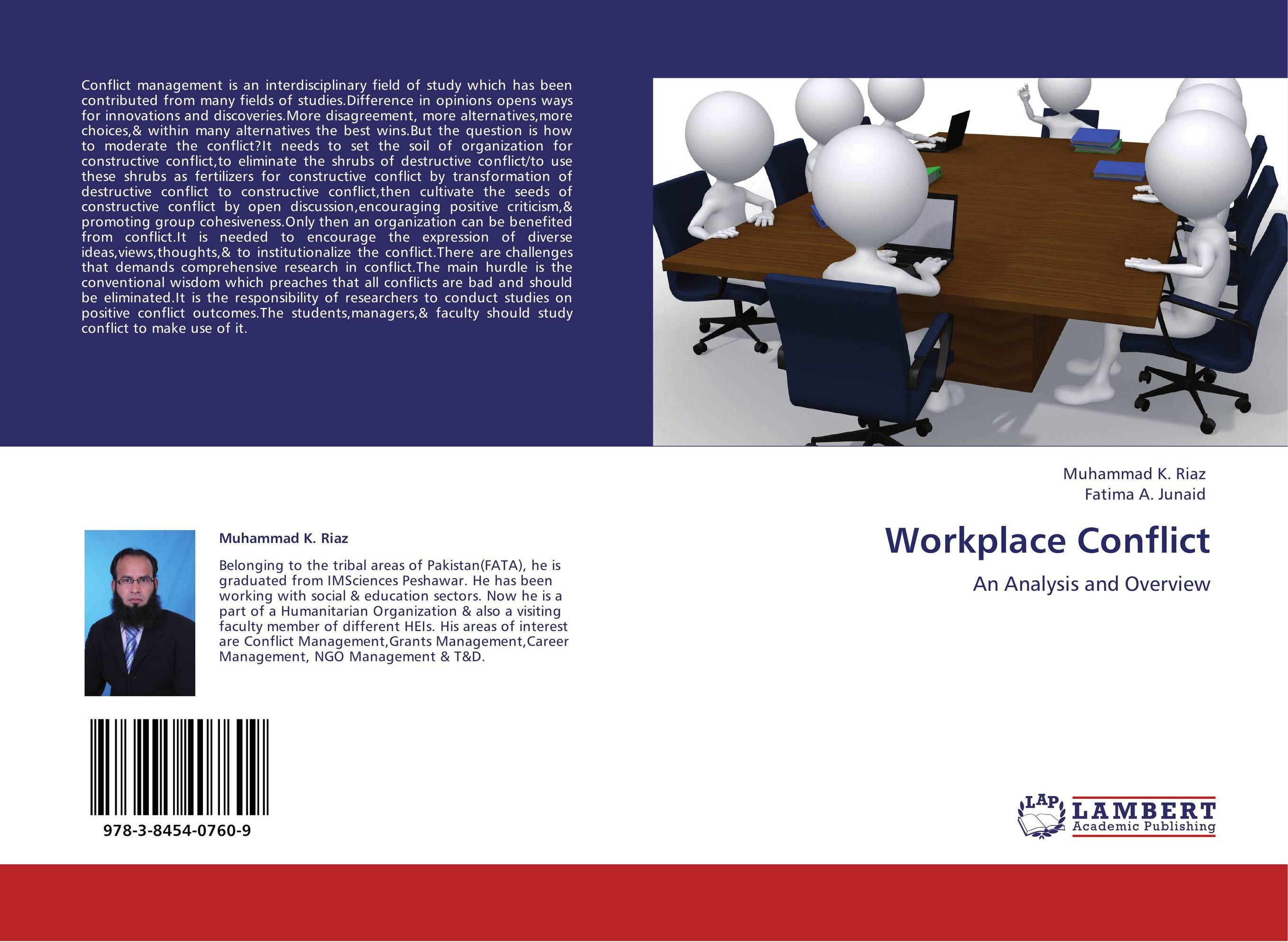 thesis conflict management workplace Research paper workplace confl ict management: awareness and use of  workplace conflict management: awareness and use of the acas code of practice and  including reduced management time dealing with workplace problems, lower productivity loss from absence, turnover, and stress/health problems, as well as.