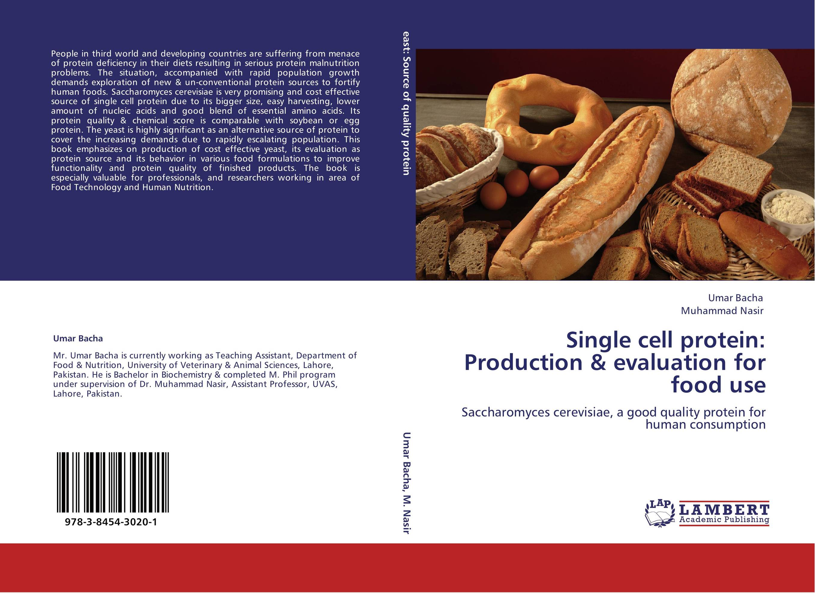production of single cell protein biology essay The production of single cell protein can be done by using waste materials as the substrate, specifically agricultural wastes such as wood shavings, sawdust, corn cobs, and many others examples of other waste material substrates are food processing wastes.