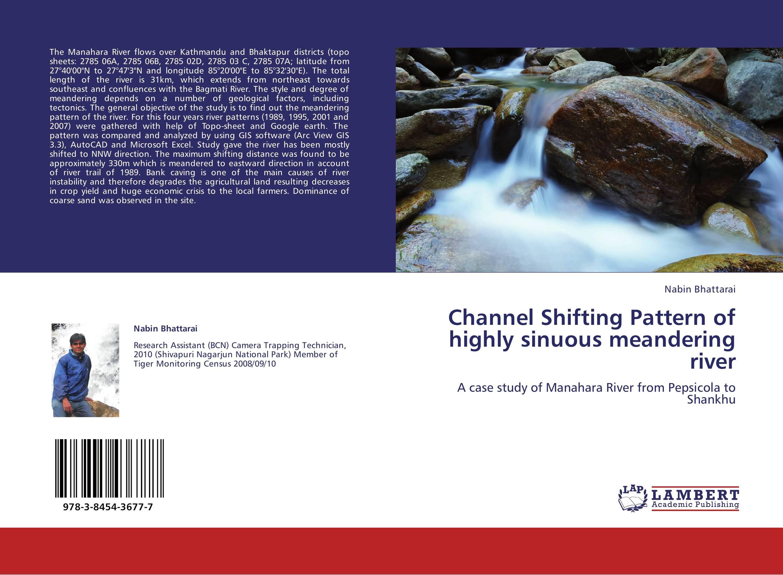 pinnate drainage pattern