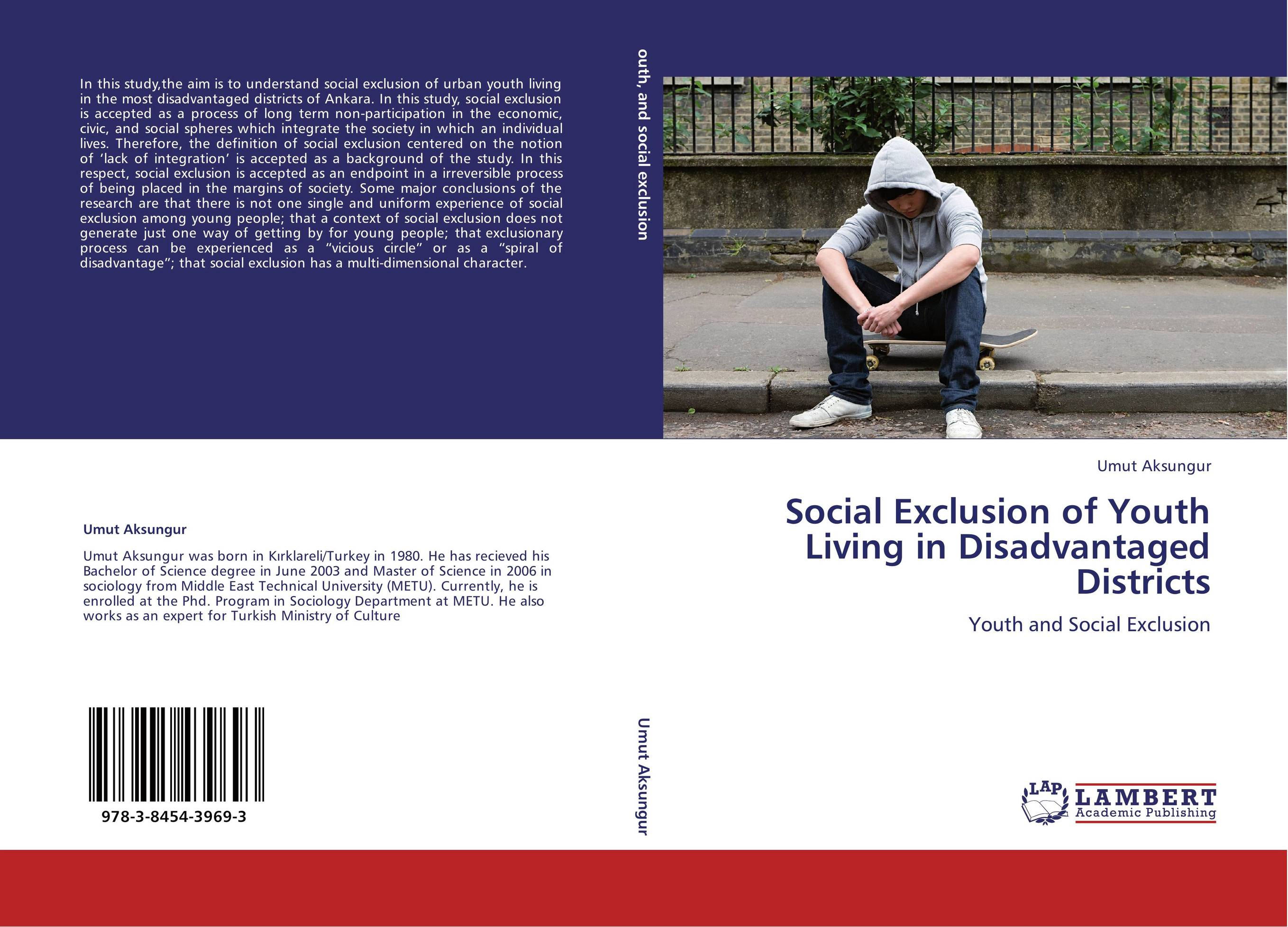 the concept of social exclusion sociology essay Social exclusion refers to inequality in society, where individuals or groups may be cut off in involvement with the sociology: class, stratification and inequality 4th ed cambridge teenage pregnancy and social exclusion essay - there are corresponding meanings to the concept of.