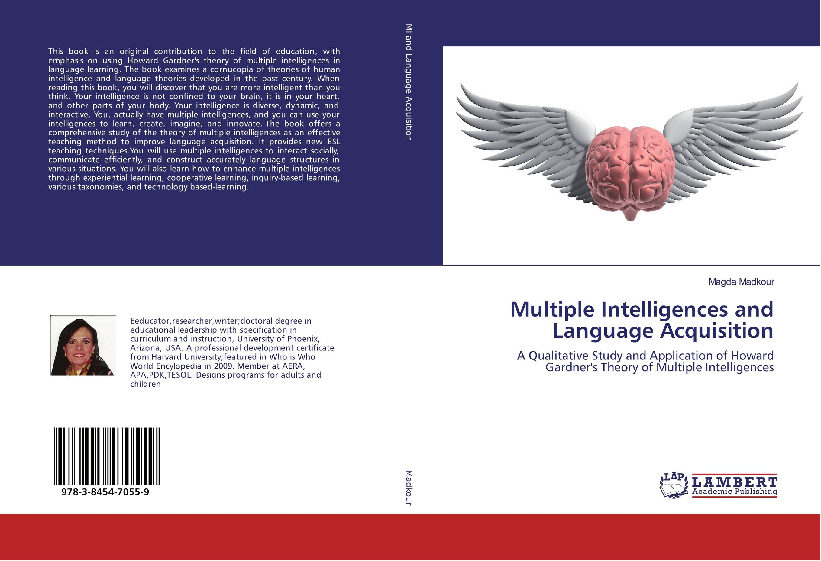 application of multiple intelligence Gardner's multiple intelligences and second language teaching in their reflections, our teacher friends have noticed and expressed the importance of incorporating a variety of acitviites in lessons in order to engage students why is variety so important.