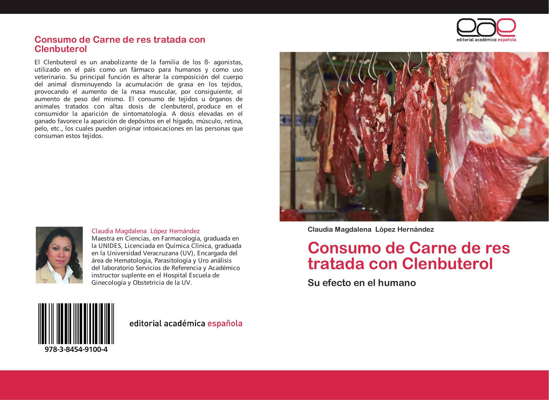 Consumo de Carne de res tratada con Clenbuterol